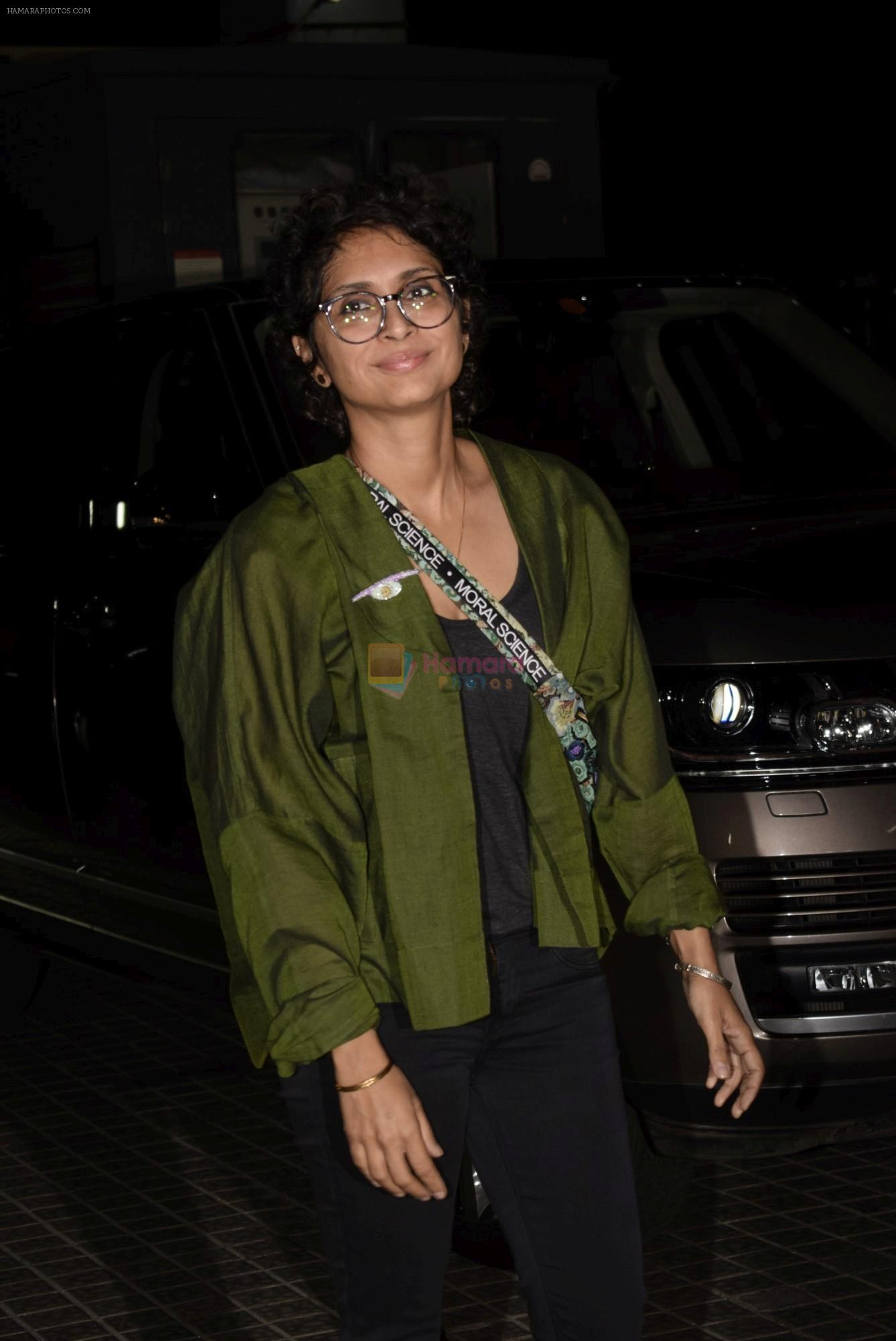 Kiran Rao at the Screening Of Gullyboy in Pvr Juhu on 13th Feb 2019