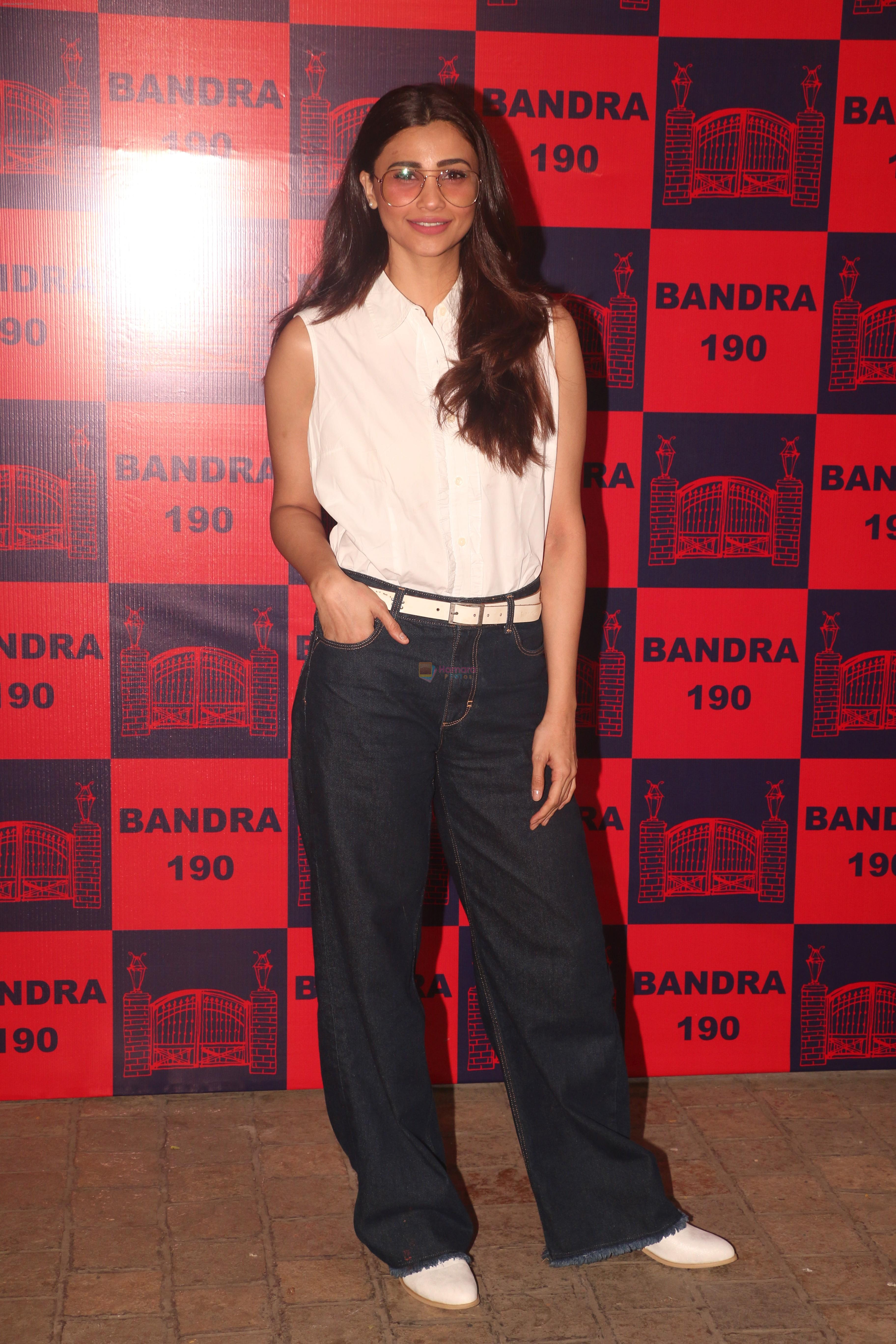 Daisy Shah attend a fashion event at Bandra190 on 21st Feb 2019