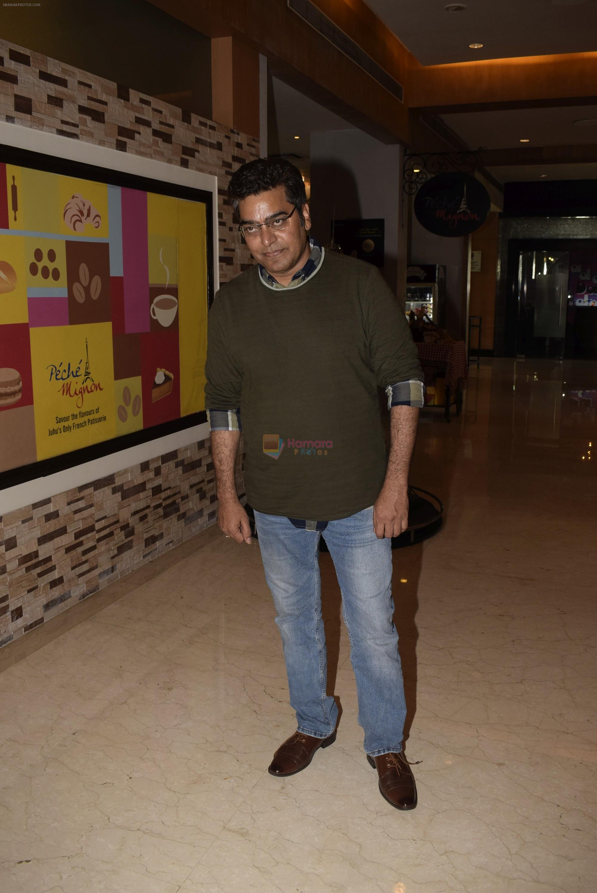 Ashutosh Rana at Sonchiriya promotions in Novotel juhu on 21st Feb 2019