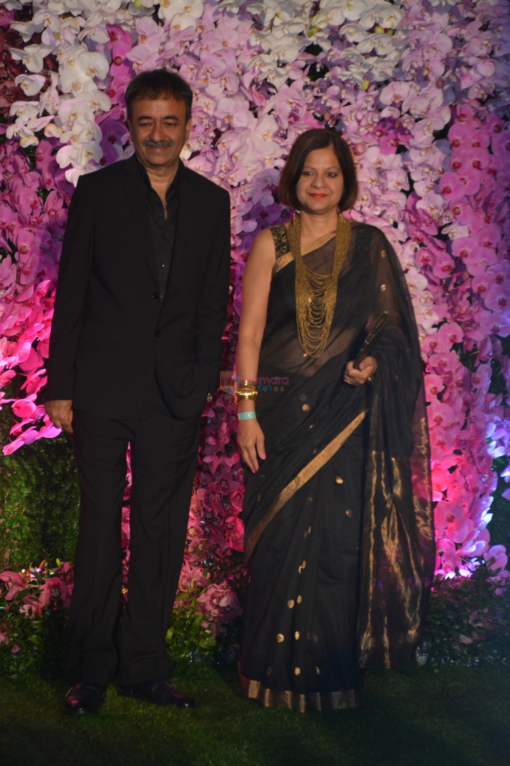 Rajkumar Hirani at Akash Ambani & Shloka Mehta wedding in Jio World Centre bkc on 10th March 2019