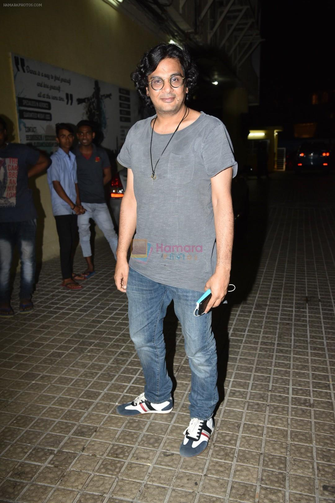 Mukesh Chhabra at the Screening of movie photograph on 13th March 2019