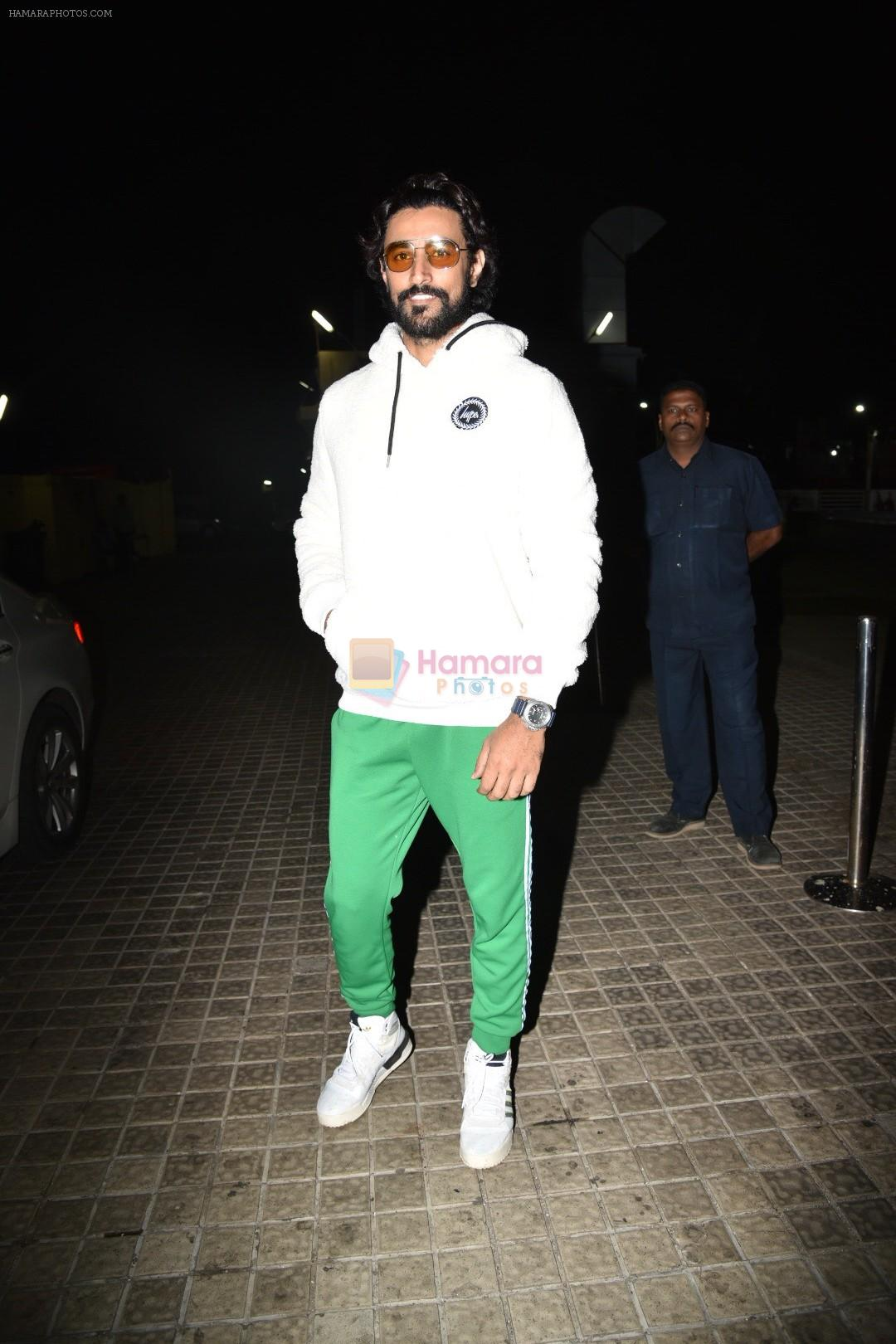 Kunal Kapoor at the Screening of movie photograph on 13th March 2019