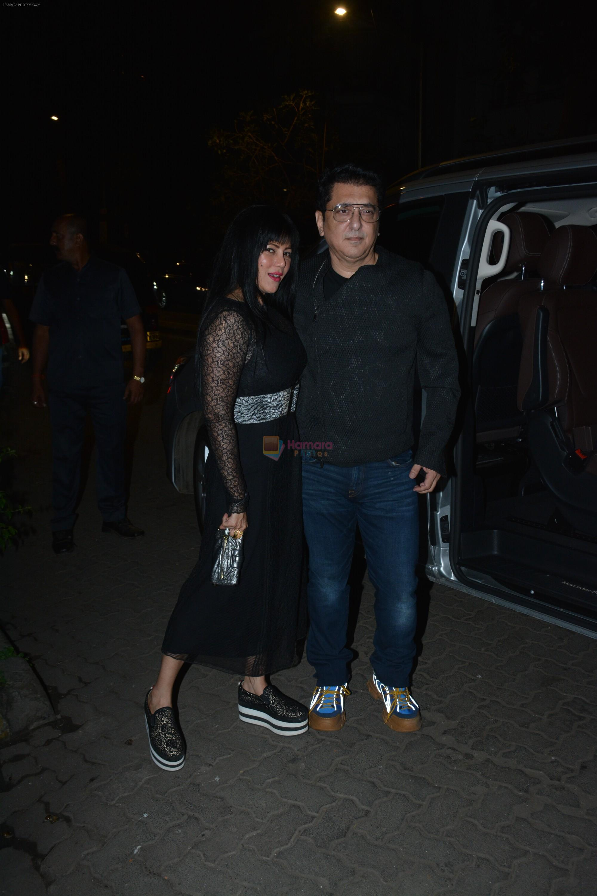 Sajid Nadiadwala at Luka Chuppi success party at Arth in khar on 12th March 2019