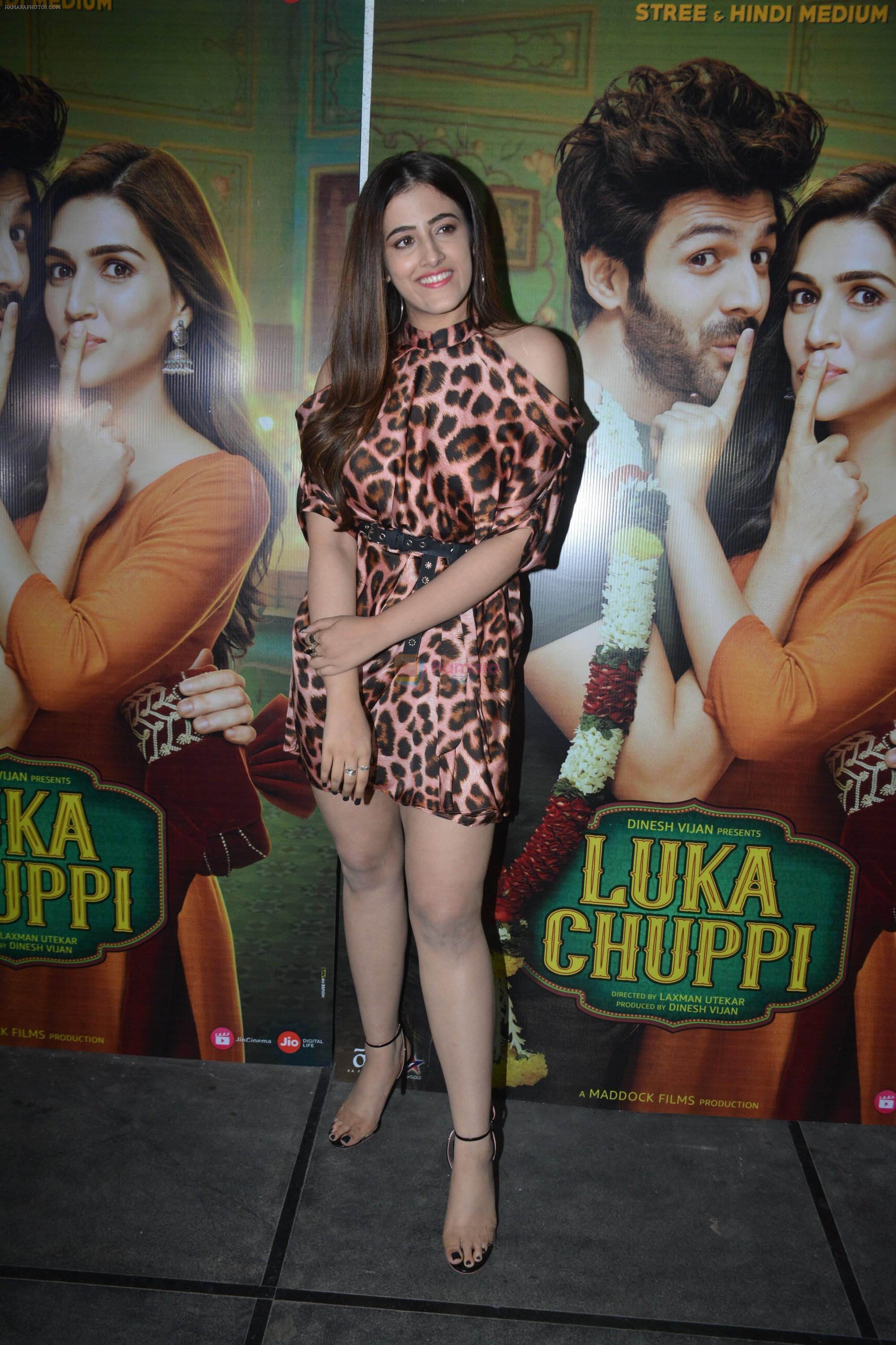 Nupur Sanon at Luka Chuppi success party at Arth in khar on 12th March 2019