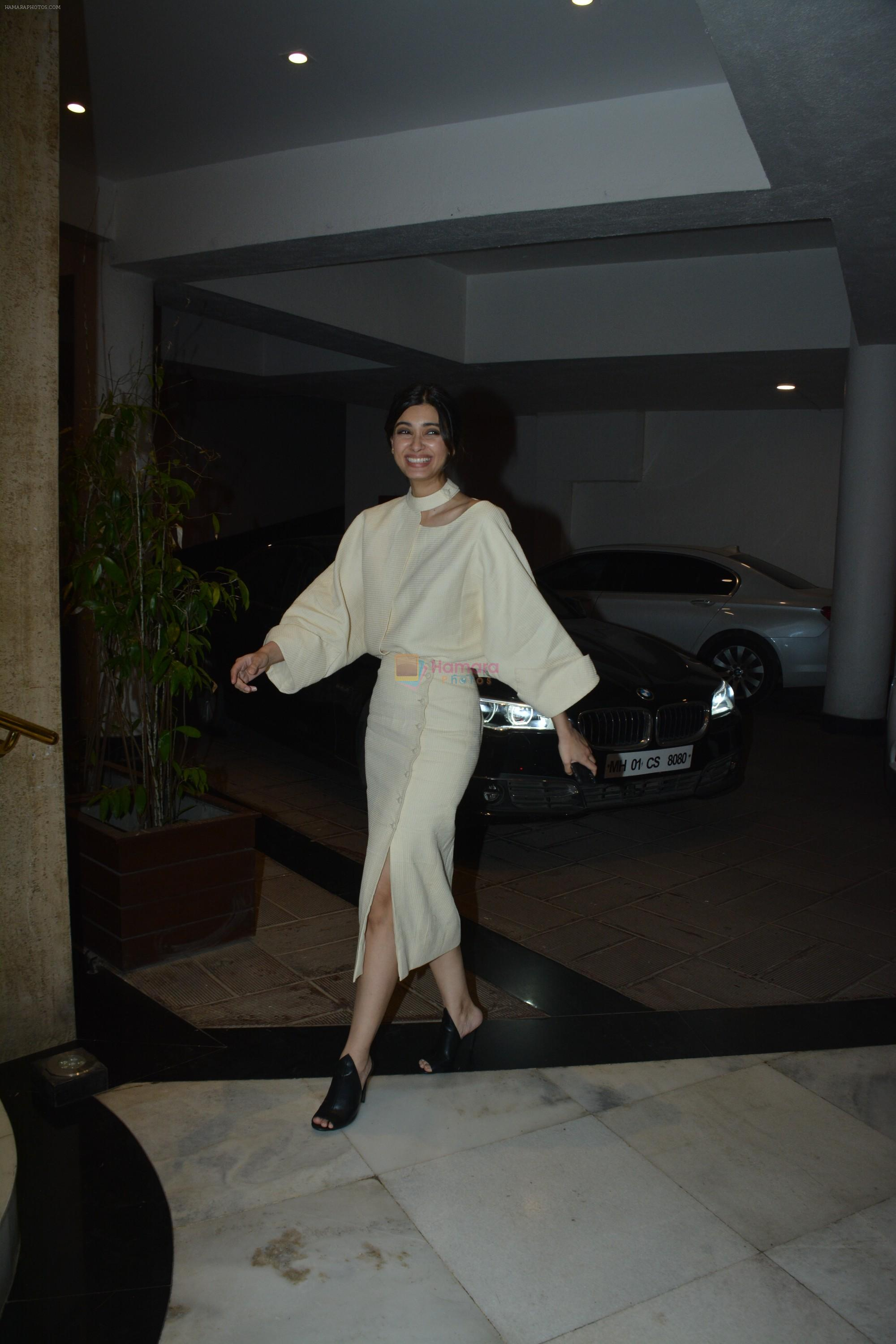 Diana Penty at Manish Malhotra's house on 13th March 2019