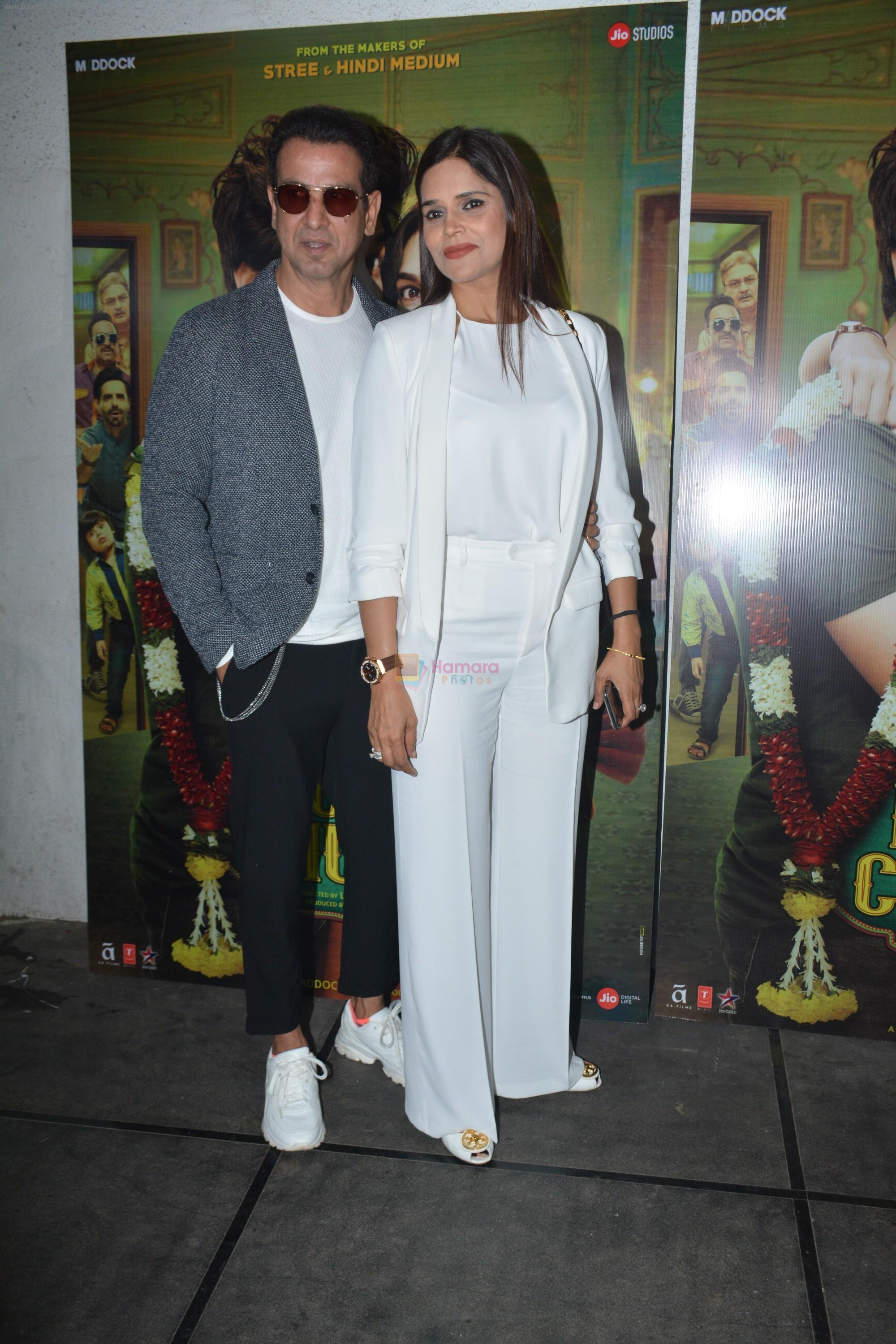 Ronit Roy at Luka Chuppi success party at Arth in khar on 12th March 2019