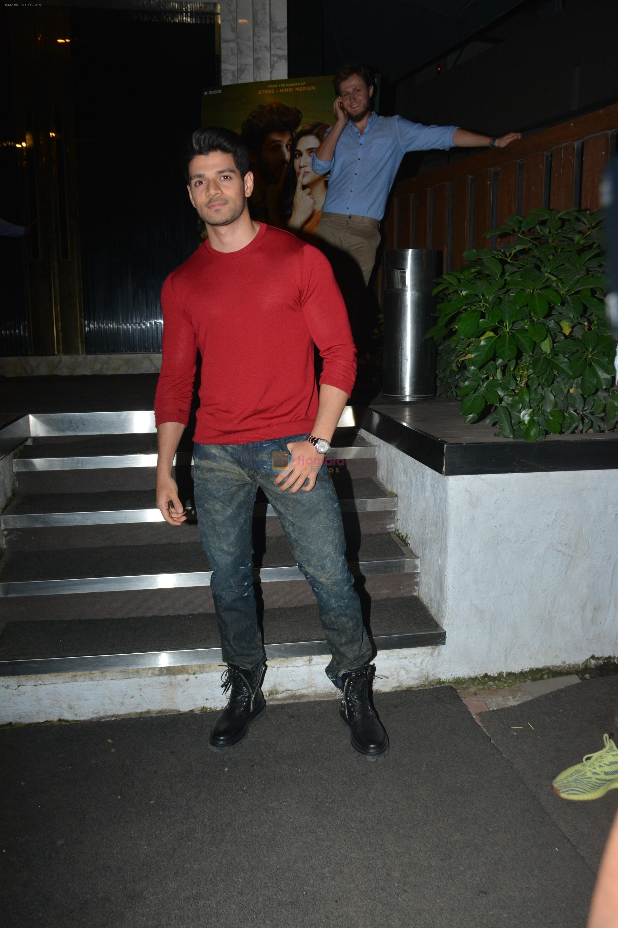 Sooraj Pancholi at Luka Chuppi success party at Arth in khar on 12th March 2019