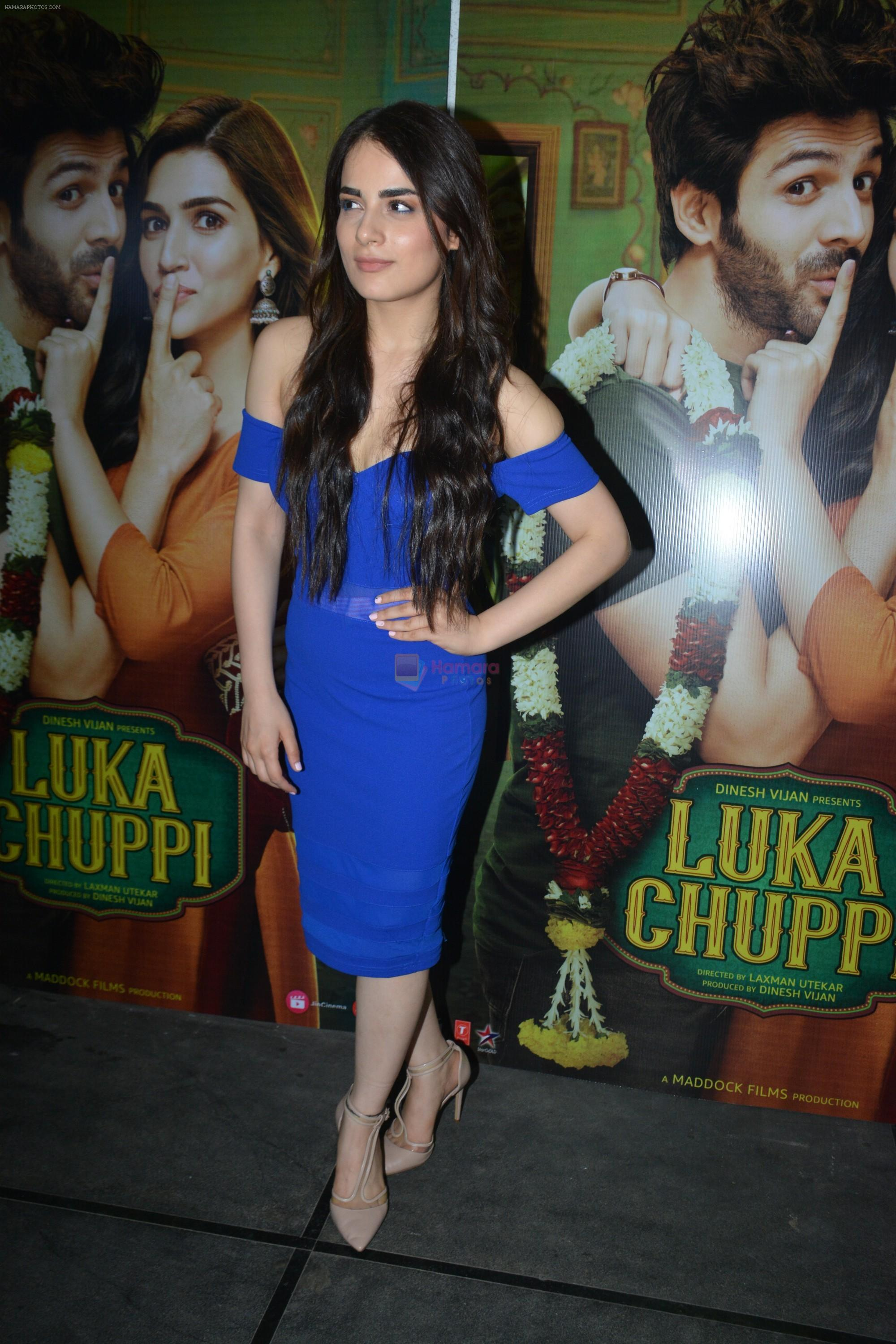 Radhika Madan at Luka Chuppi success party at Arth in khar on 12th March 2019
