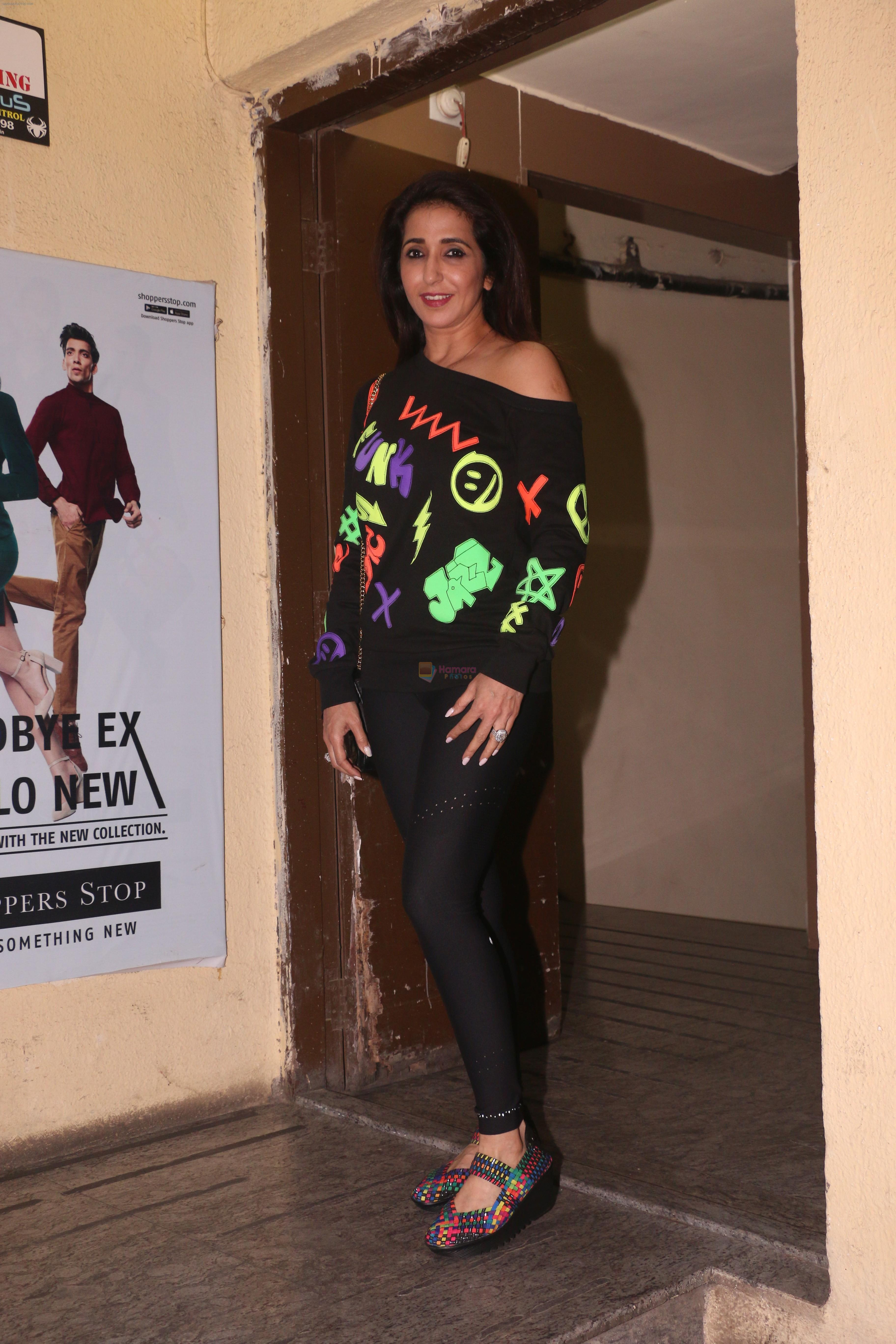 Krishika Lulla at the Screening of film Mard ko Dard Nahi Hota at pvr juhu on 18th March 2019
