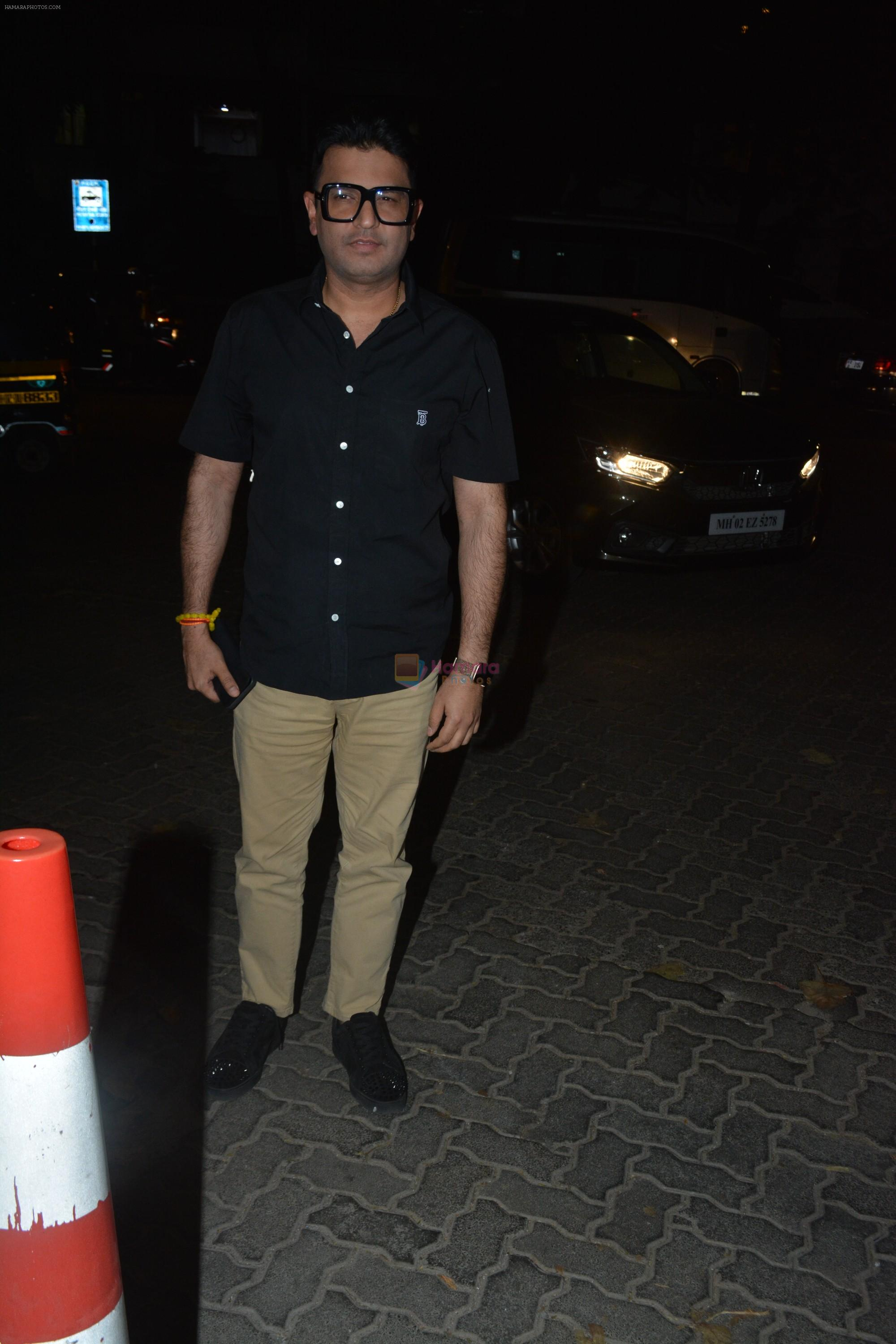 Bhushan Kumar at the Wrapup party of film Marjaavaan at Otters club in bandra on 18th March 2019