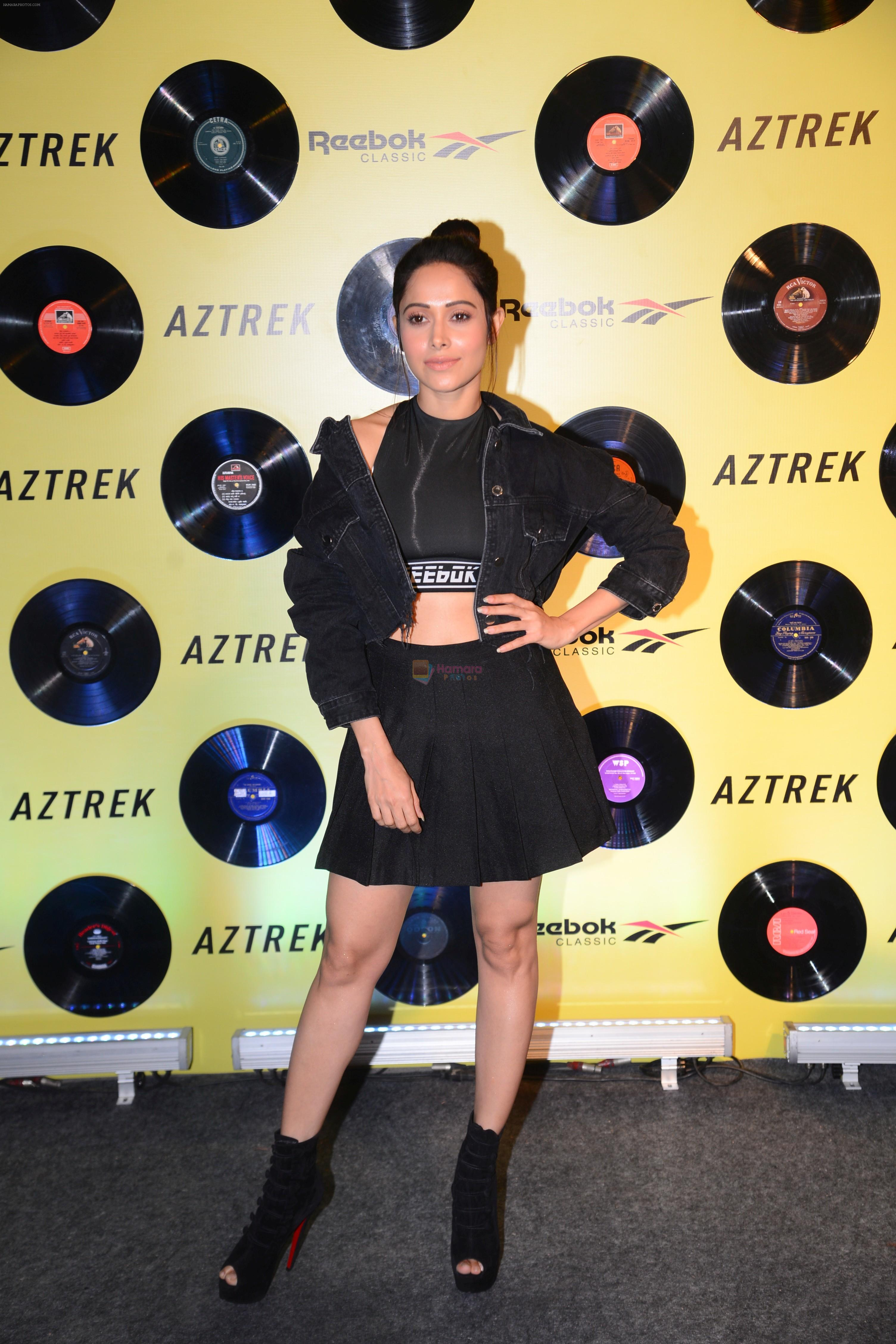 Nushrat Bharucha at Reebok Aztrek event at famous studio mahalaxmi on 17th March 2019