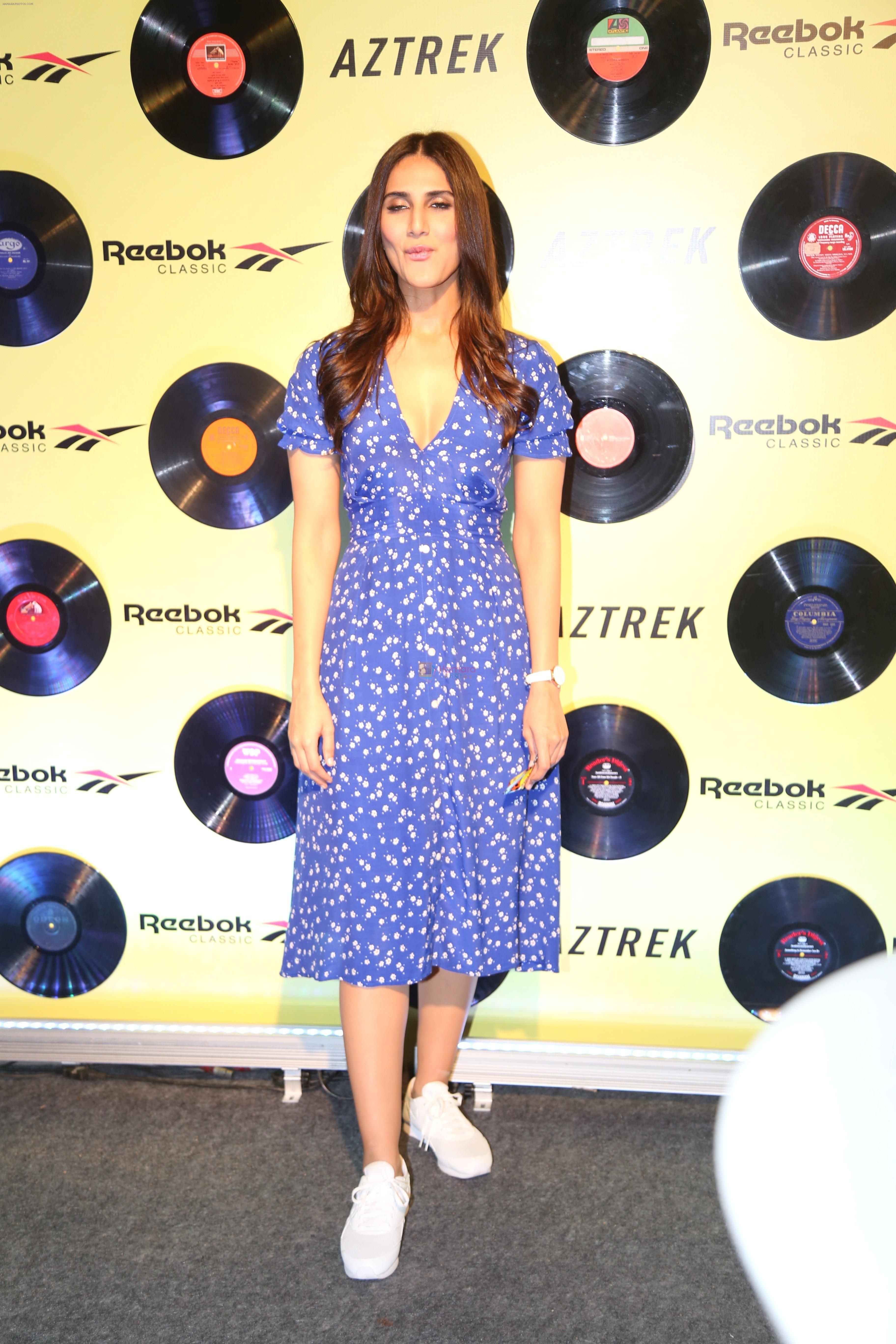 Vaani Kapoor at Reebok Aztrek event at famous studio mahalaxmi on 17th March 2019