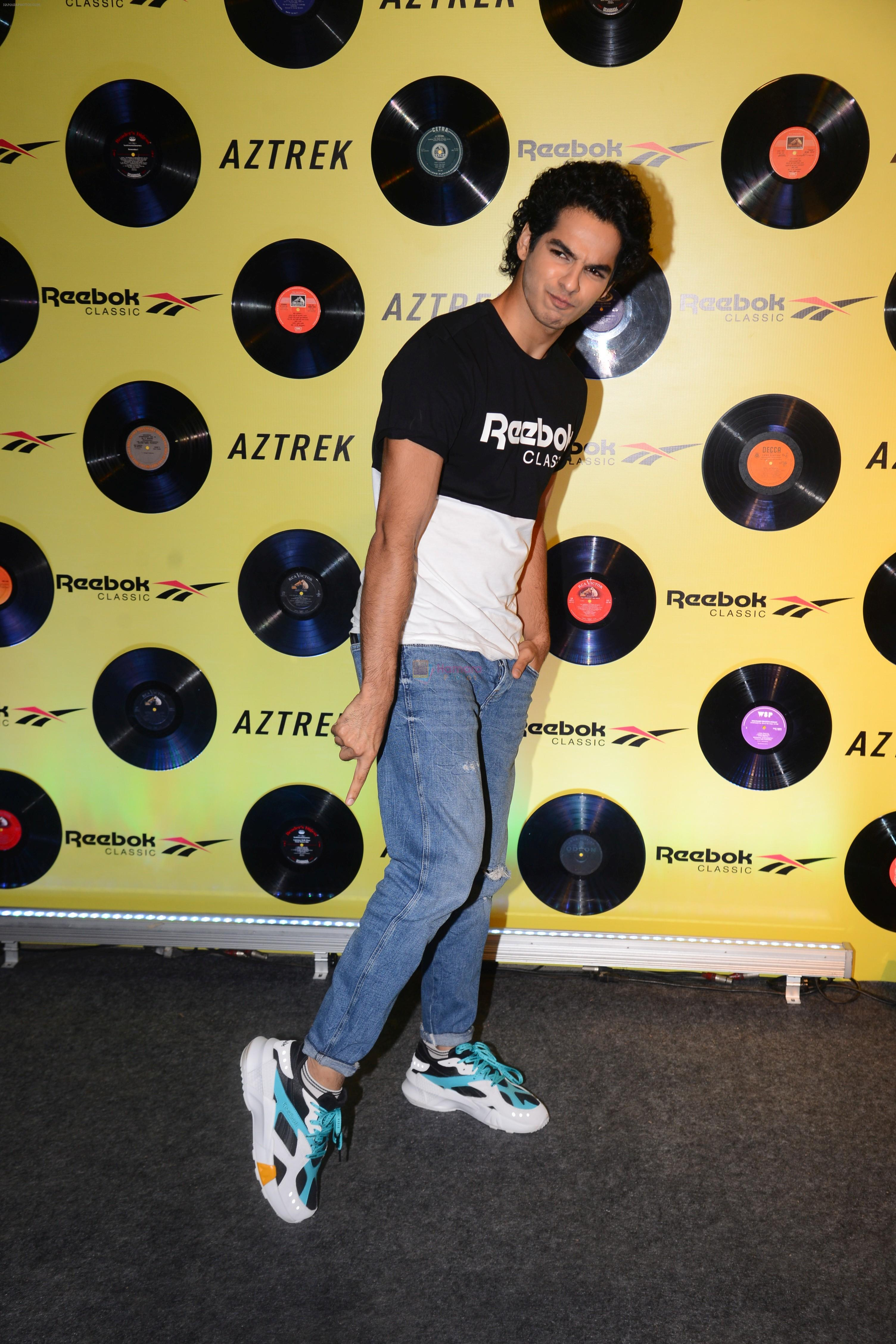 Ishaan Khattar at Reebok Aztrek event at famous studio mahalaxmi on 17th March 2019