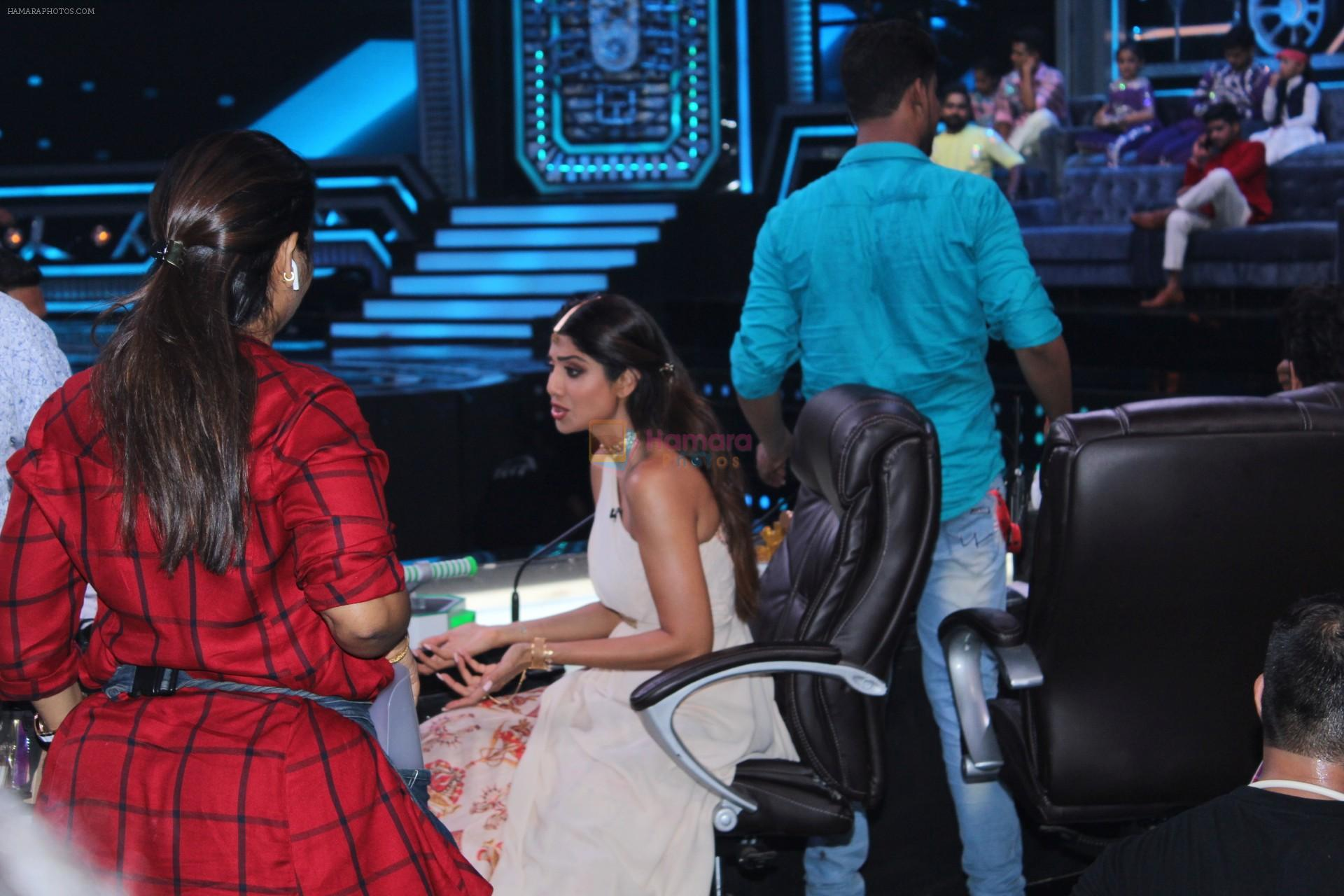 Shilpa Shetty at super dancers on 26th May 2019