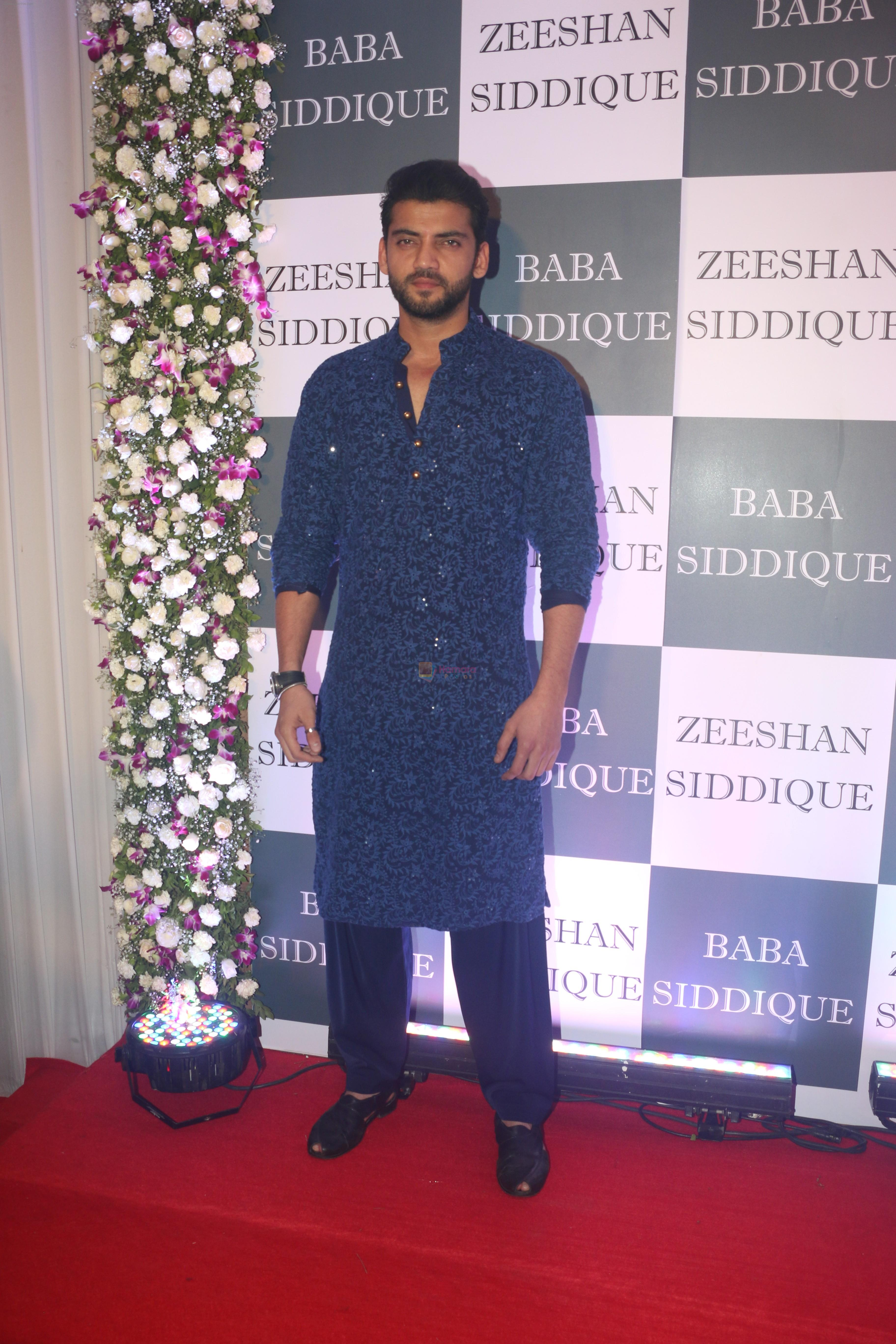 Zaheer Iqbal at Baba Siddiqui iftaar party in Taj Lands End bandra on 2nd June 2019