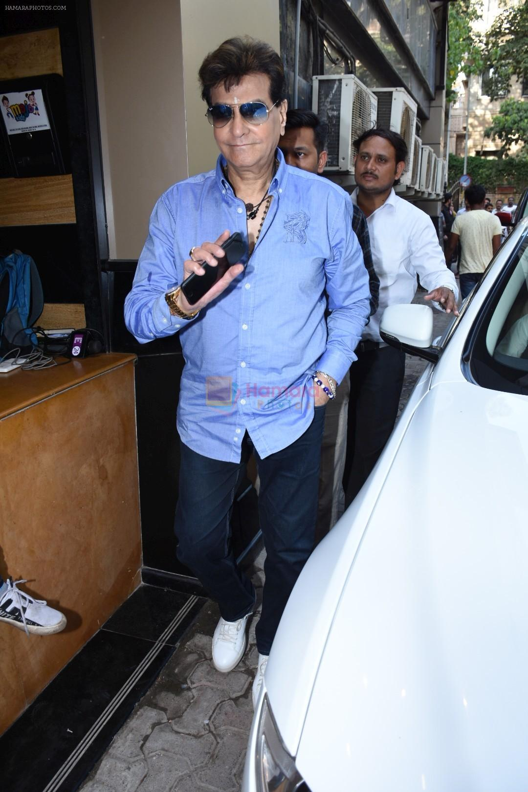 Jeetendra at the Birthday celebration of Tusshar Kapoor's son Lakshya at bandra on 1st June 2019