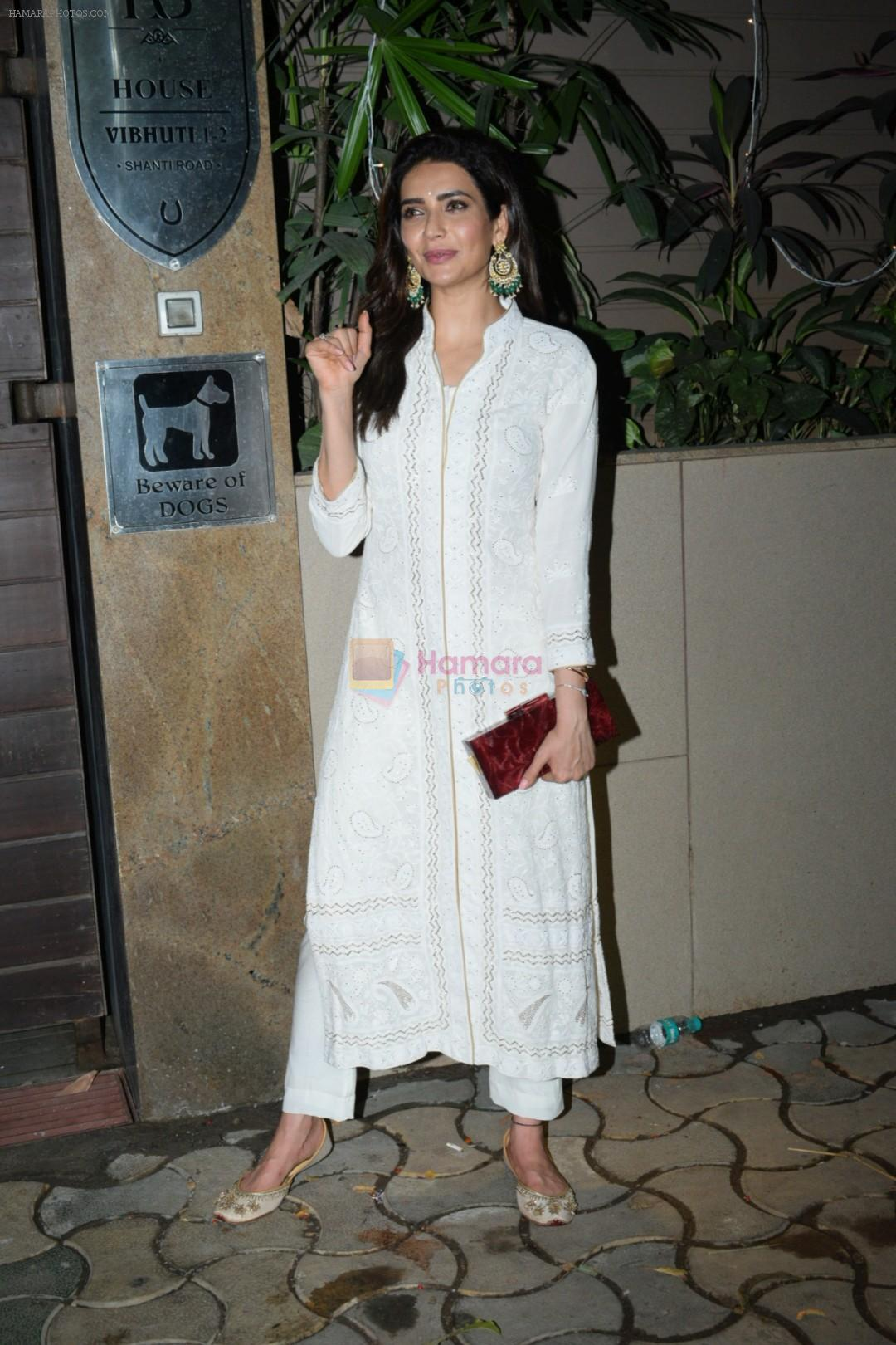 Karishma Tanna at Raza Beig's Eid party at his juhu residence on 7th June 2019