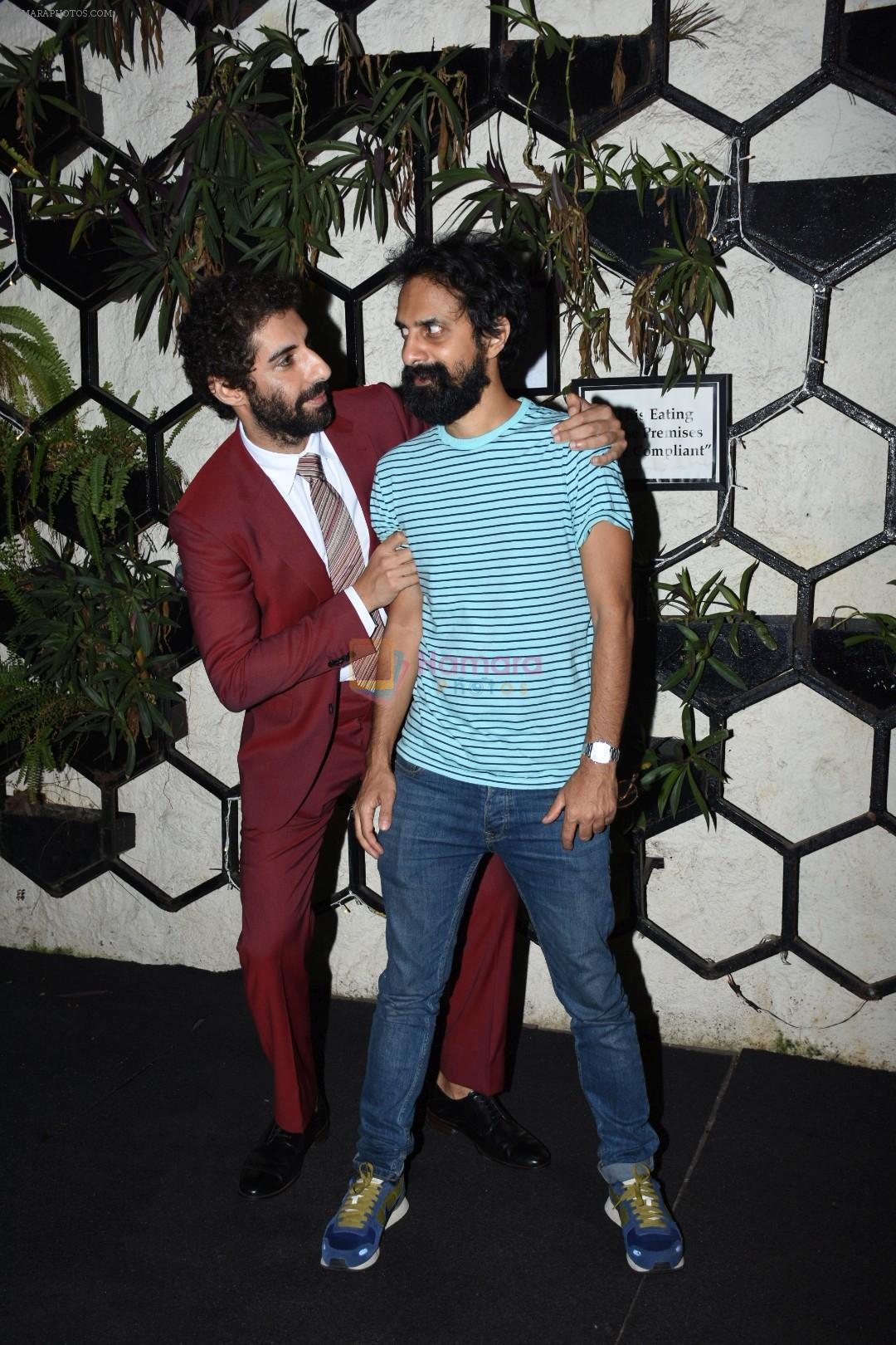 Jim Sarbh at the Wrapup party of film Yeh Ballet at Arth in khar on 13th June 2019