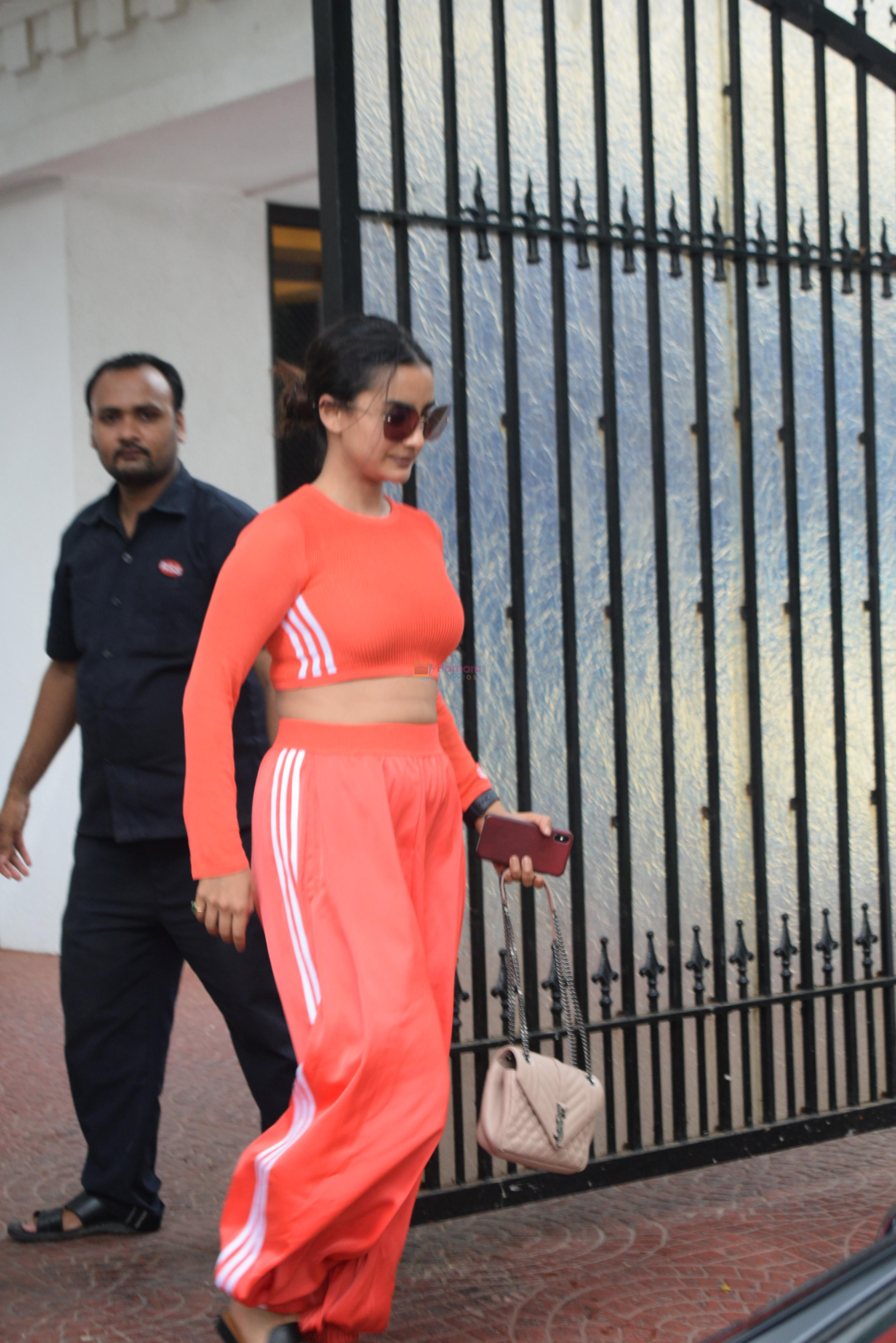 Patralekha spotted at Anand Pandit's house in juhu on 15th June 2019