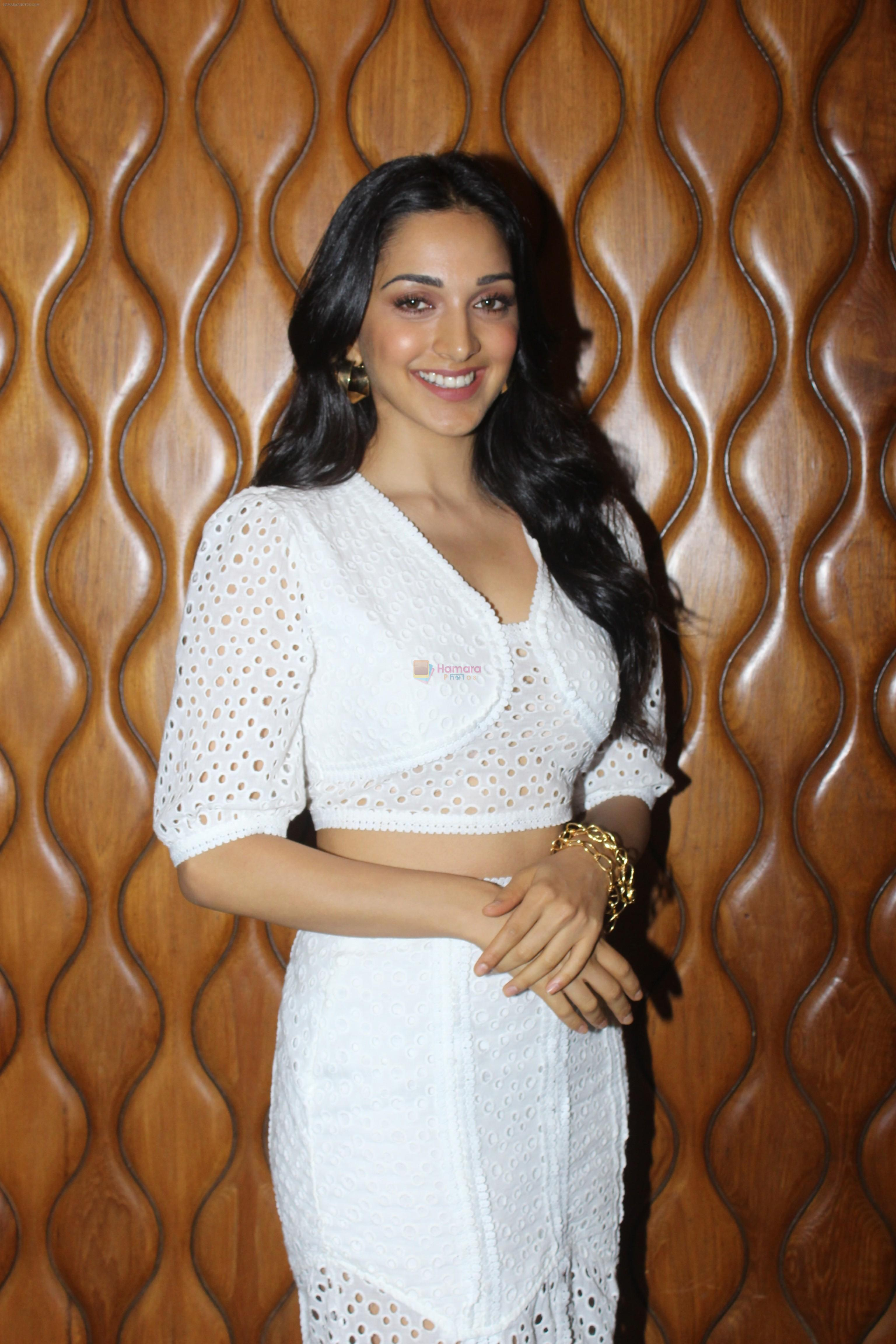 Kiara Advani at the promotions of film Kabir Singh at Sun n Sand in juhu on 16th June 2019