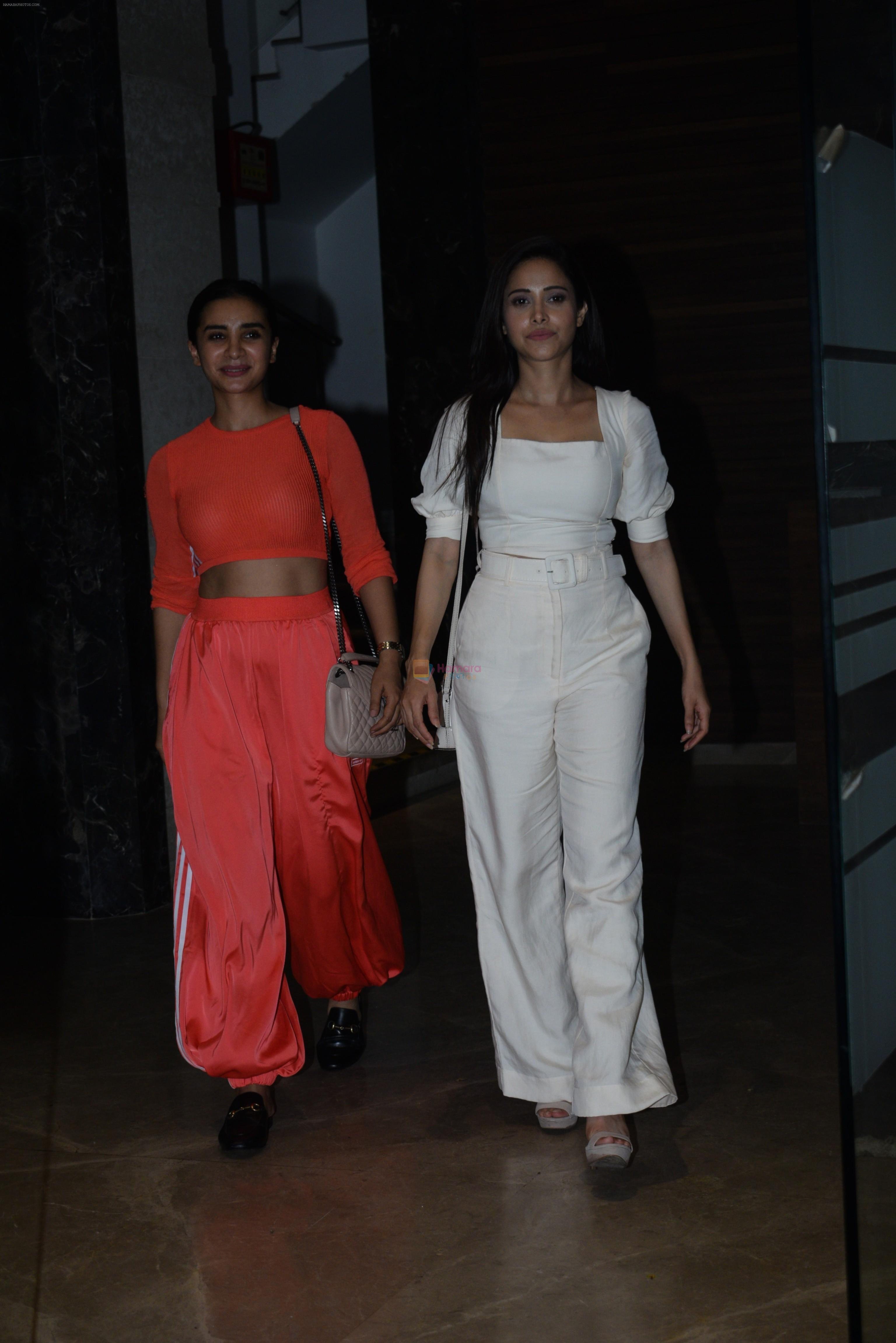 Nushrat Bharucha, Patralekha at Rohini Iyyer's party on 16th June 2019