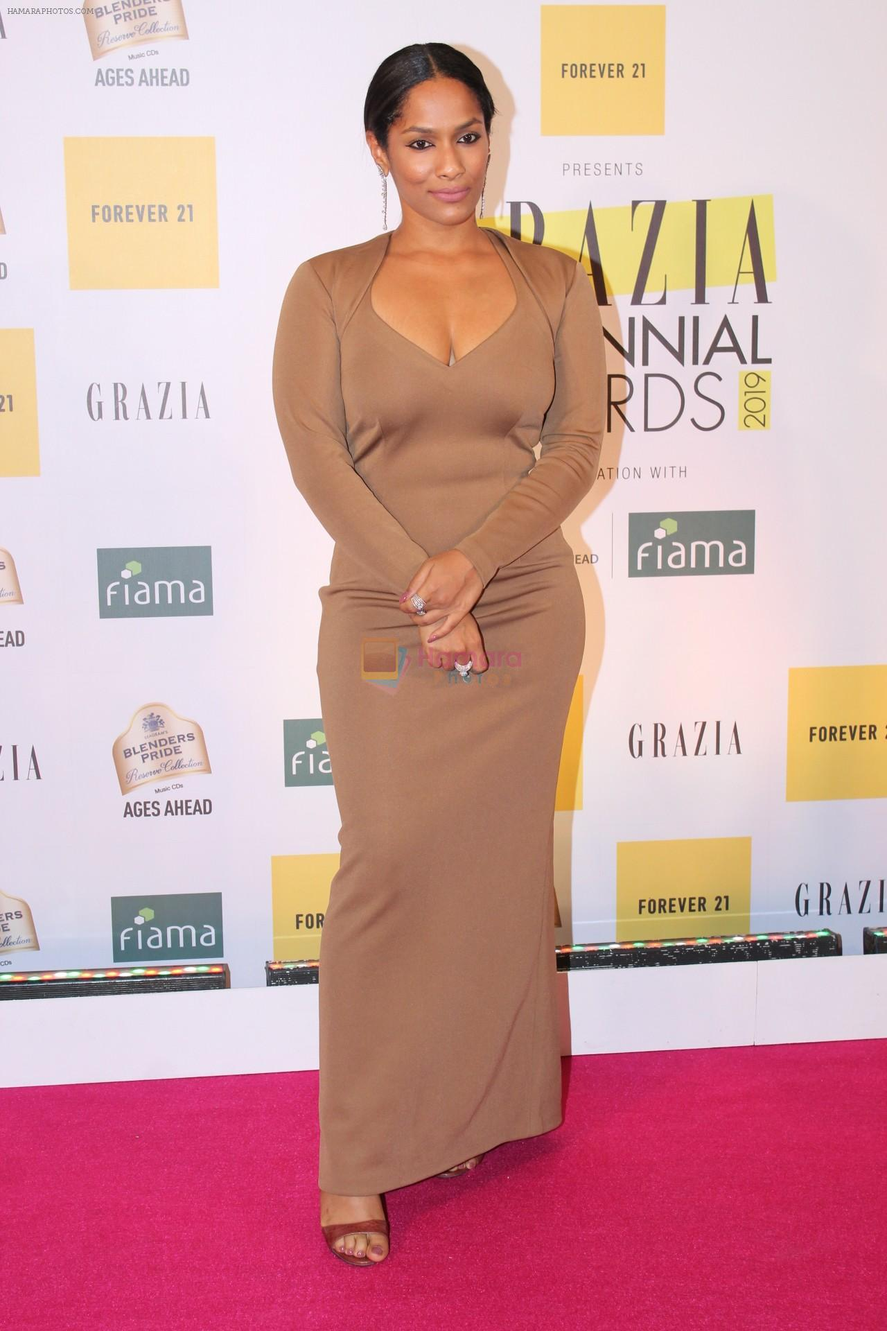 Masaba at the Red Carpet of 1st Edition of Grazia Millennial Awards on 19th June 2019 on 19th June 2019