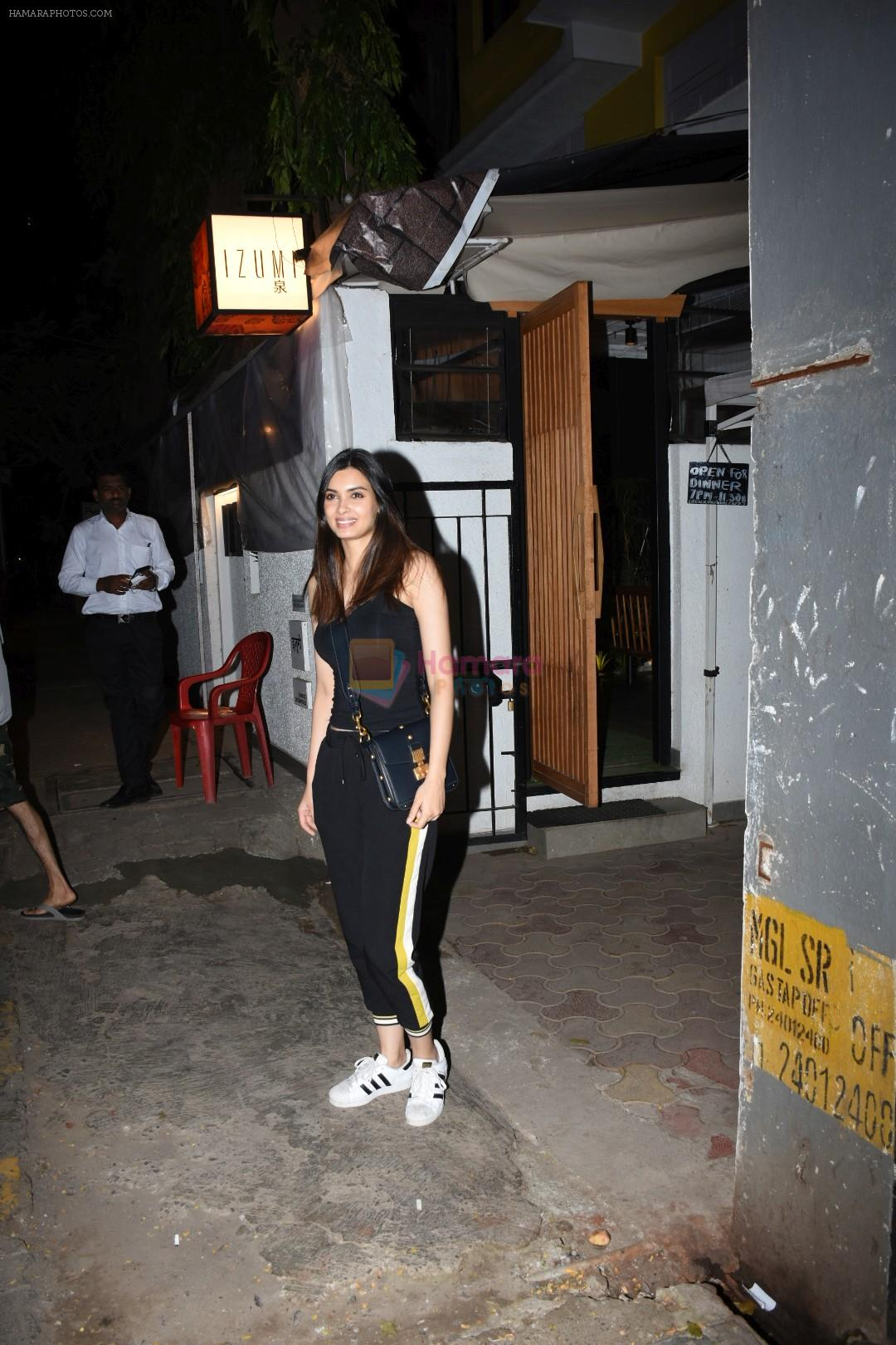 Diana Penty spotted at bandra on 23rd June 2019
