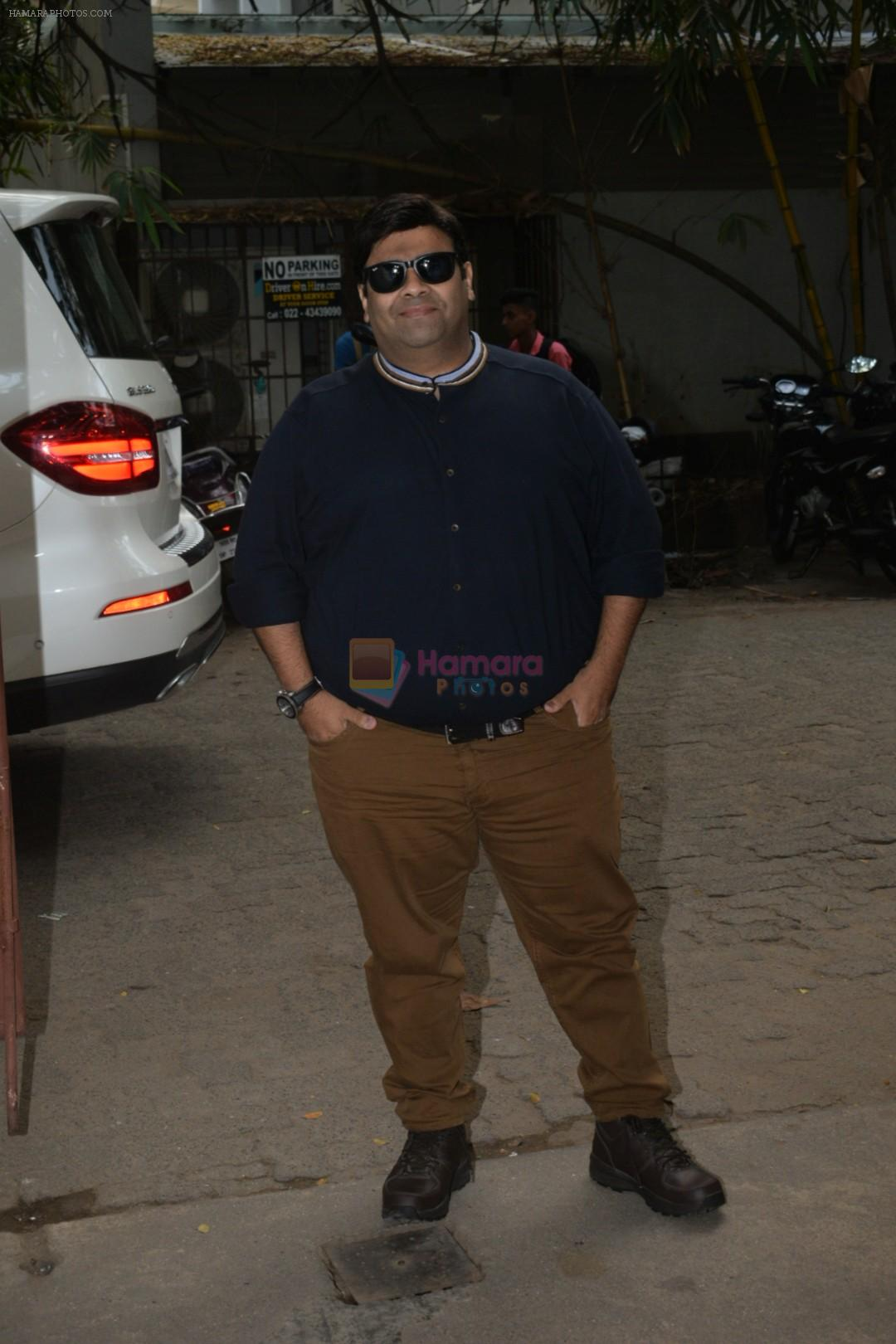 Kiku Sharda at the Screening of Alt Balaji's new web series Boo Sabki Phategi in sunny sound juhu on 25th June 2019