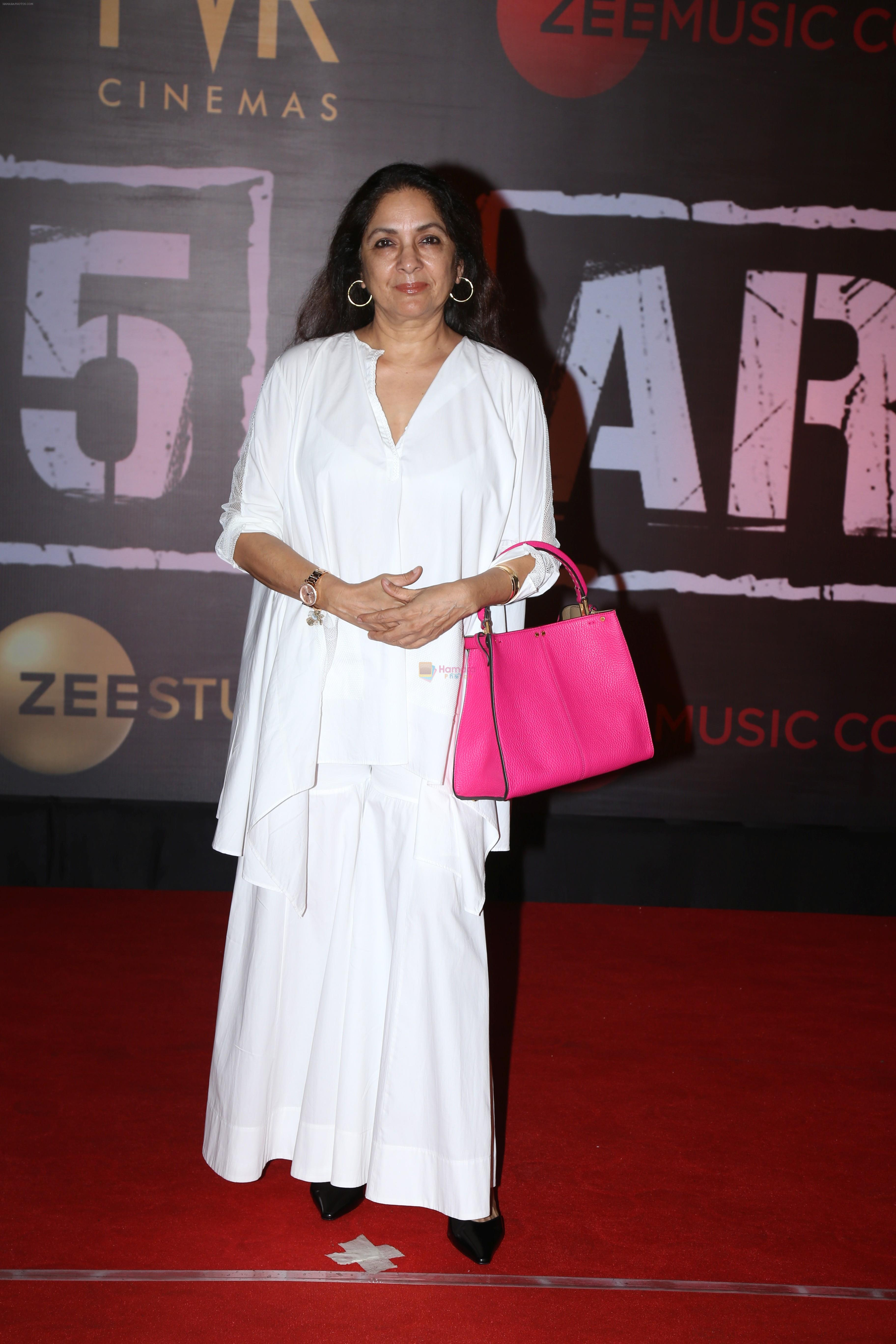 Neena Gupta at the Screening of film Article 15 in pvr icon, andheri on 26th June 2019