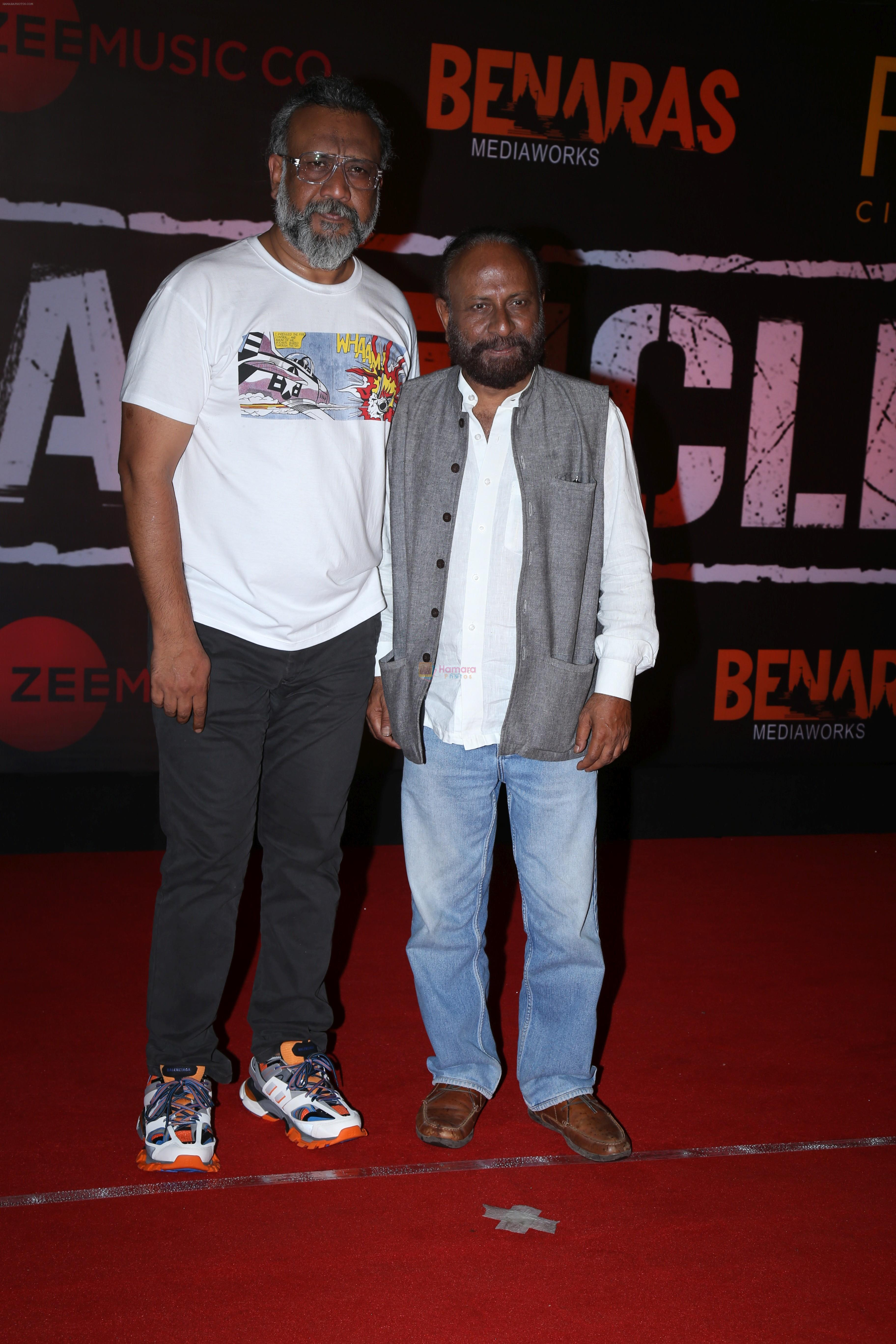 Anubhav Sinha at the Screening of film Article 15 in pvr icon, andheri on 26th June 2019