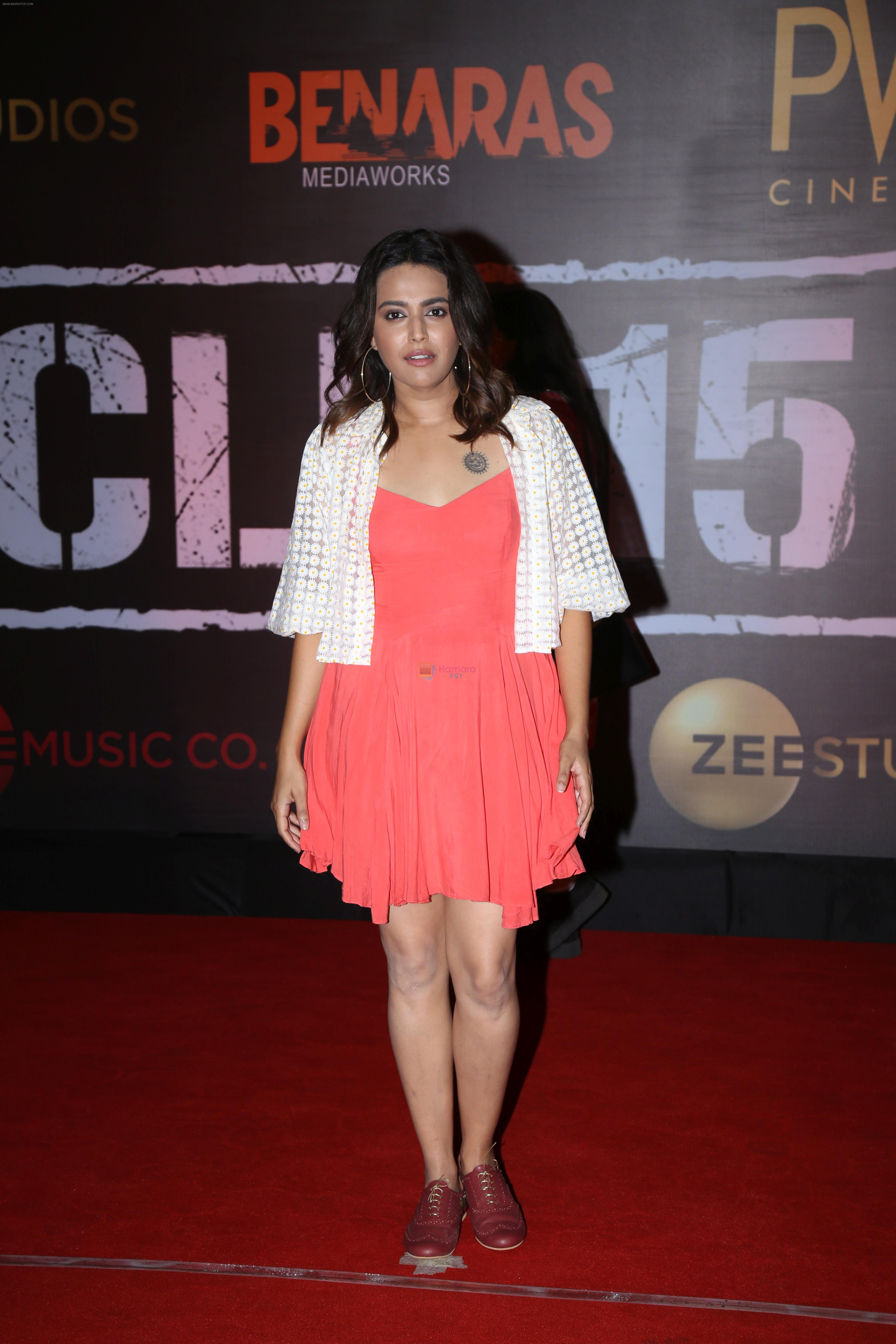 Swara Bhaskar at the Screening of film Article 15 in pvr icon, andheri on 26th June 2019
