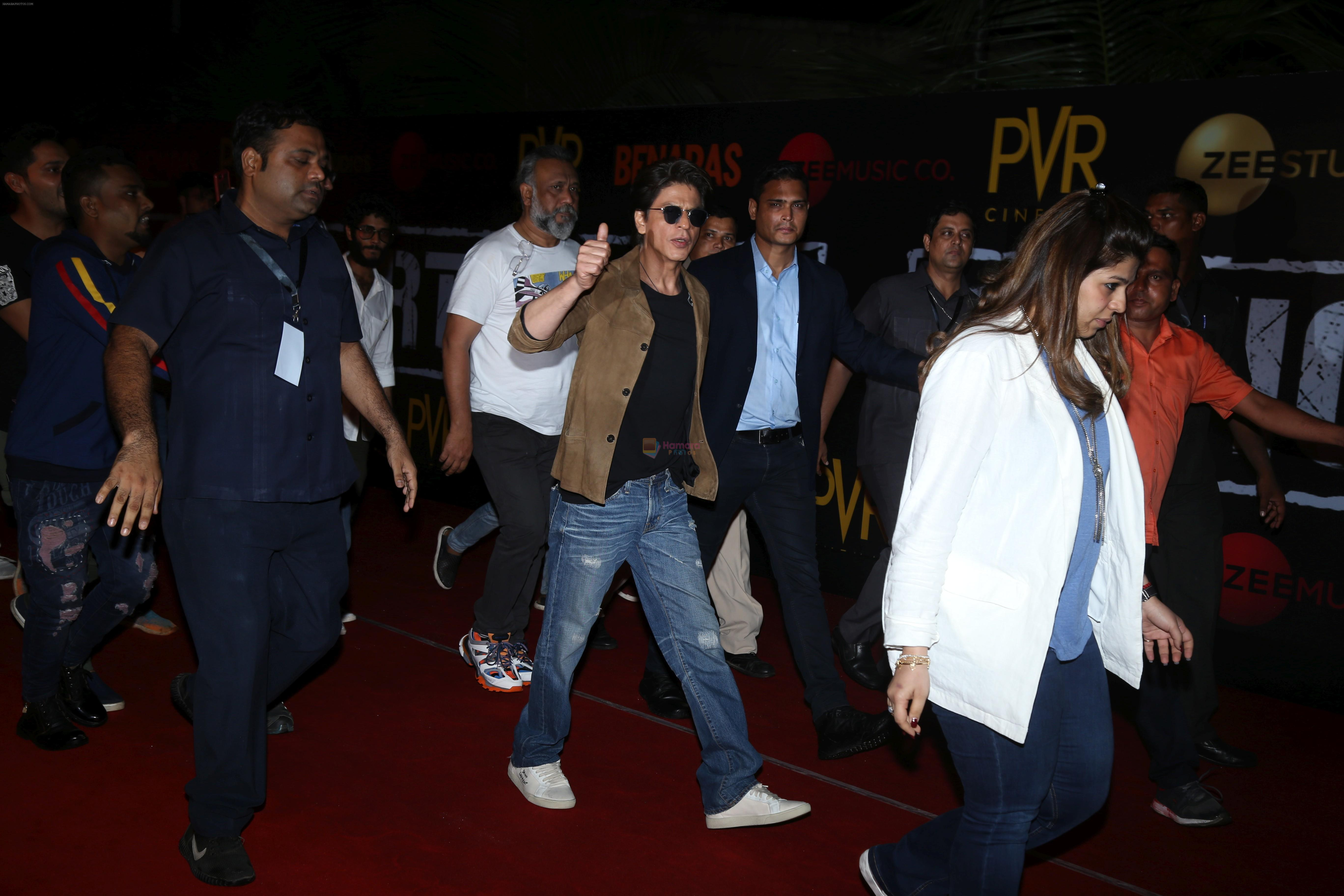 Shah Rukh KHan at the Screening of film Article 15 in pvr icon, andheri on 26th June 2019