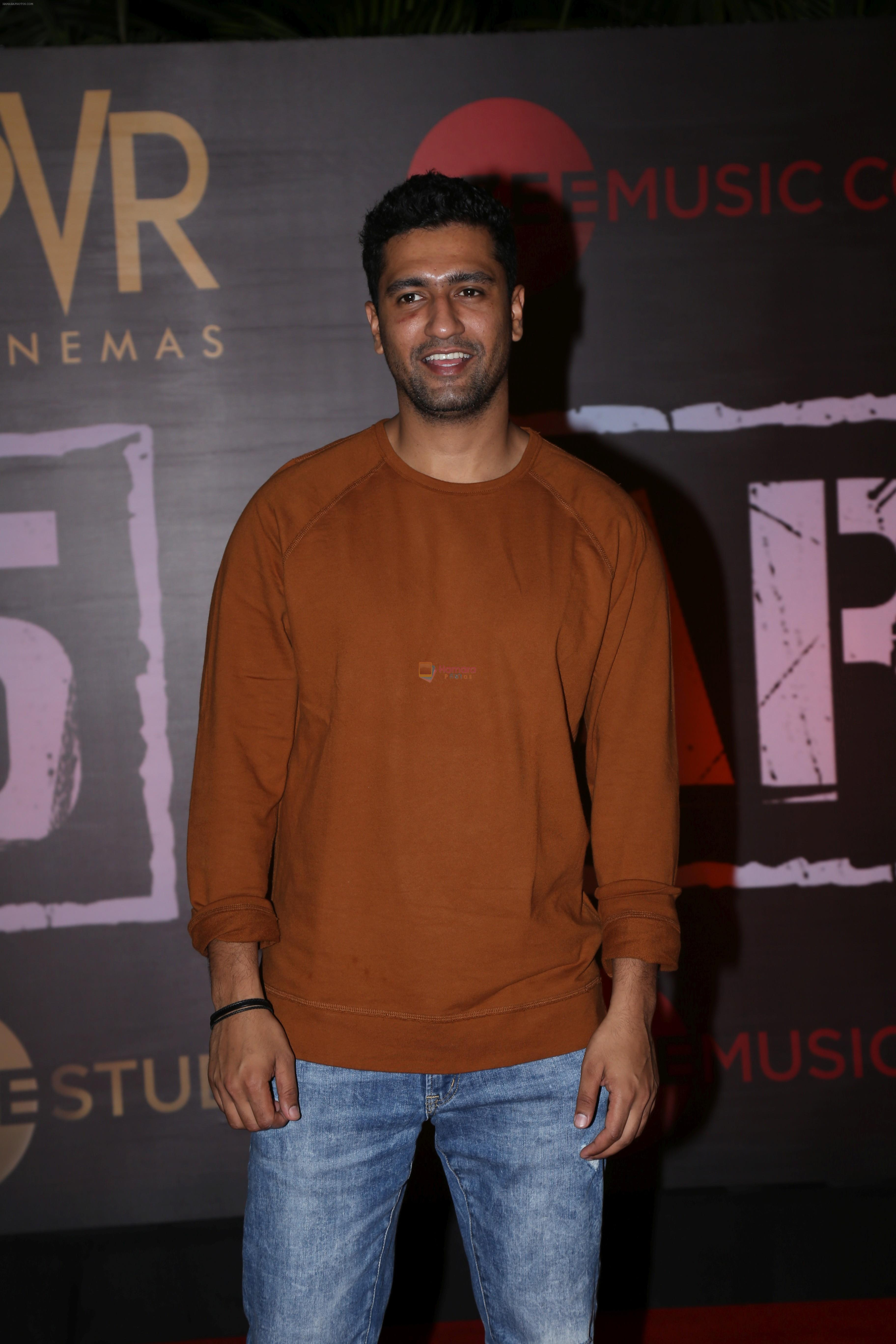 Vicky Kaushal at the Screening of film Article 15 in pvr icon, andheri on 26th June 2019