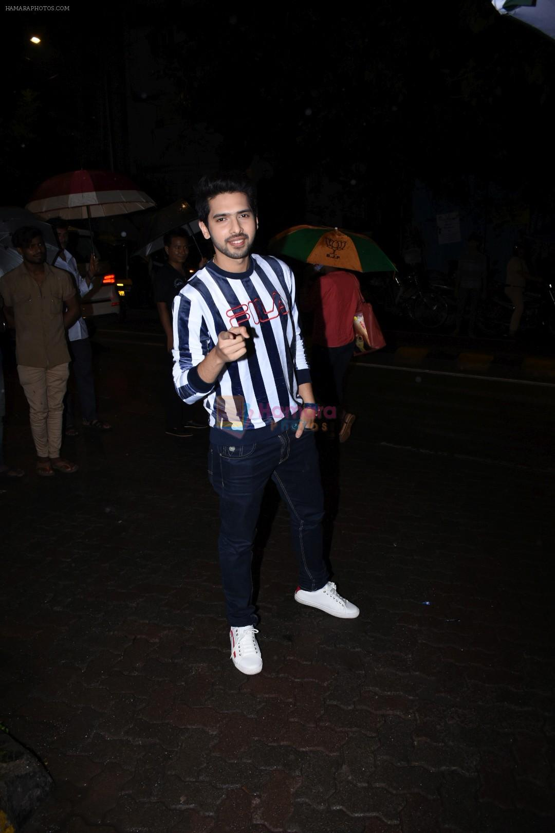 Armaan Malik at the Success party of Kabir Singh in Arth, khar on 4th July 2019-1