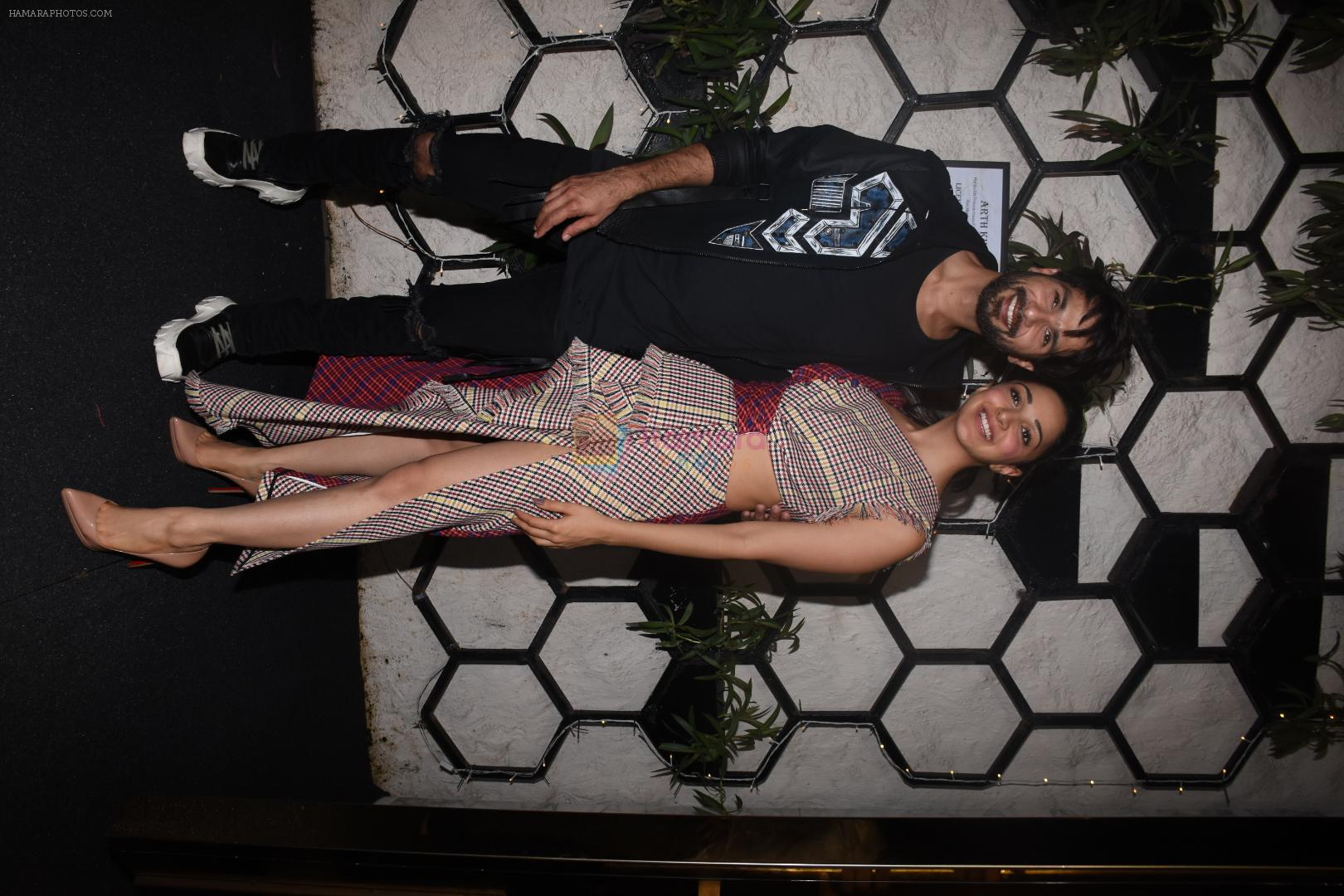 Kiara Advani, Shahid Kapoor at the Success party of Kabir Singh in Arth, khar on 4th July 2019-1