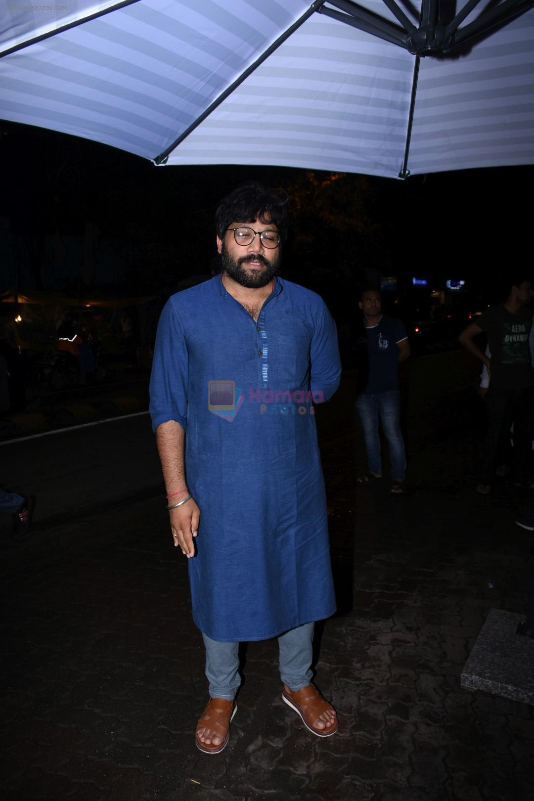 Sandeep Vanga at the Success party of Kabir Singh in Arth, khar on 4th July 2019-1