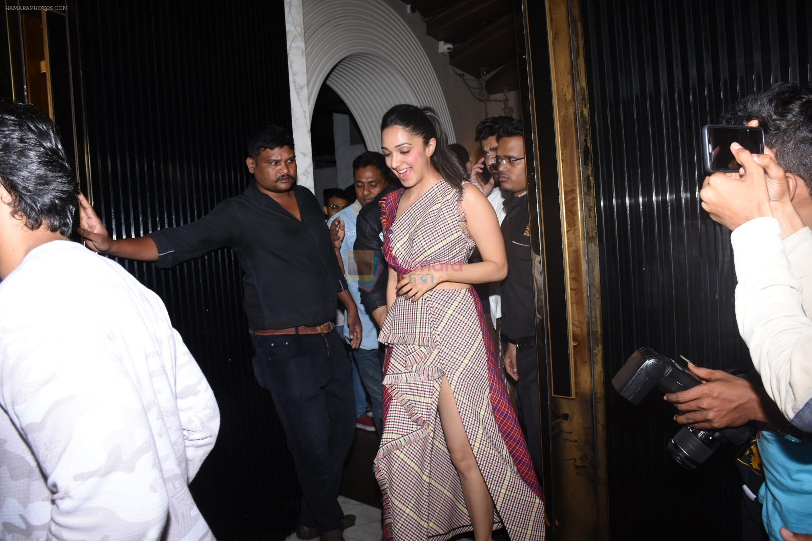 Kiara Advani at the Success party of Kabir Singh in Arth, khar on 4th July 2019-1
