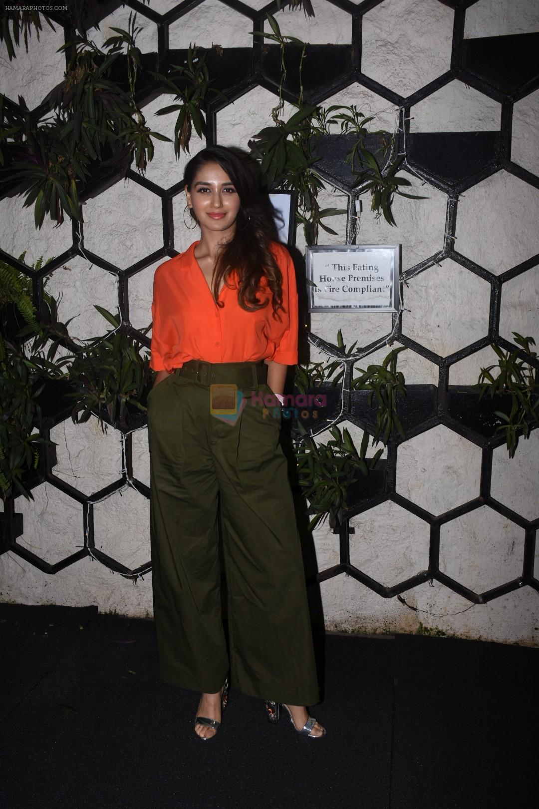 Nikita Dutta at the Success party of Kabir Singh in Arth, khar on 4th July 2019-1
