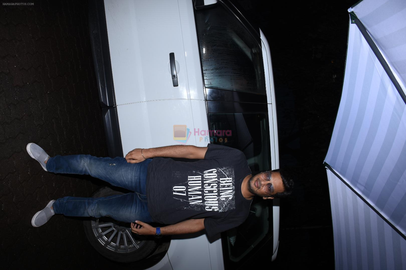 Mukesh Chhabra at the Success party of Kabir Singh in Arth, khar on 4th July 2019