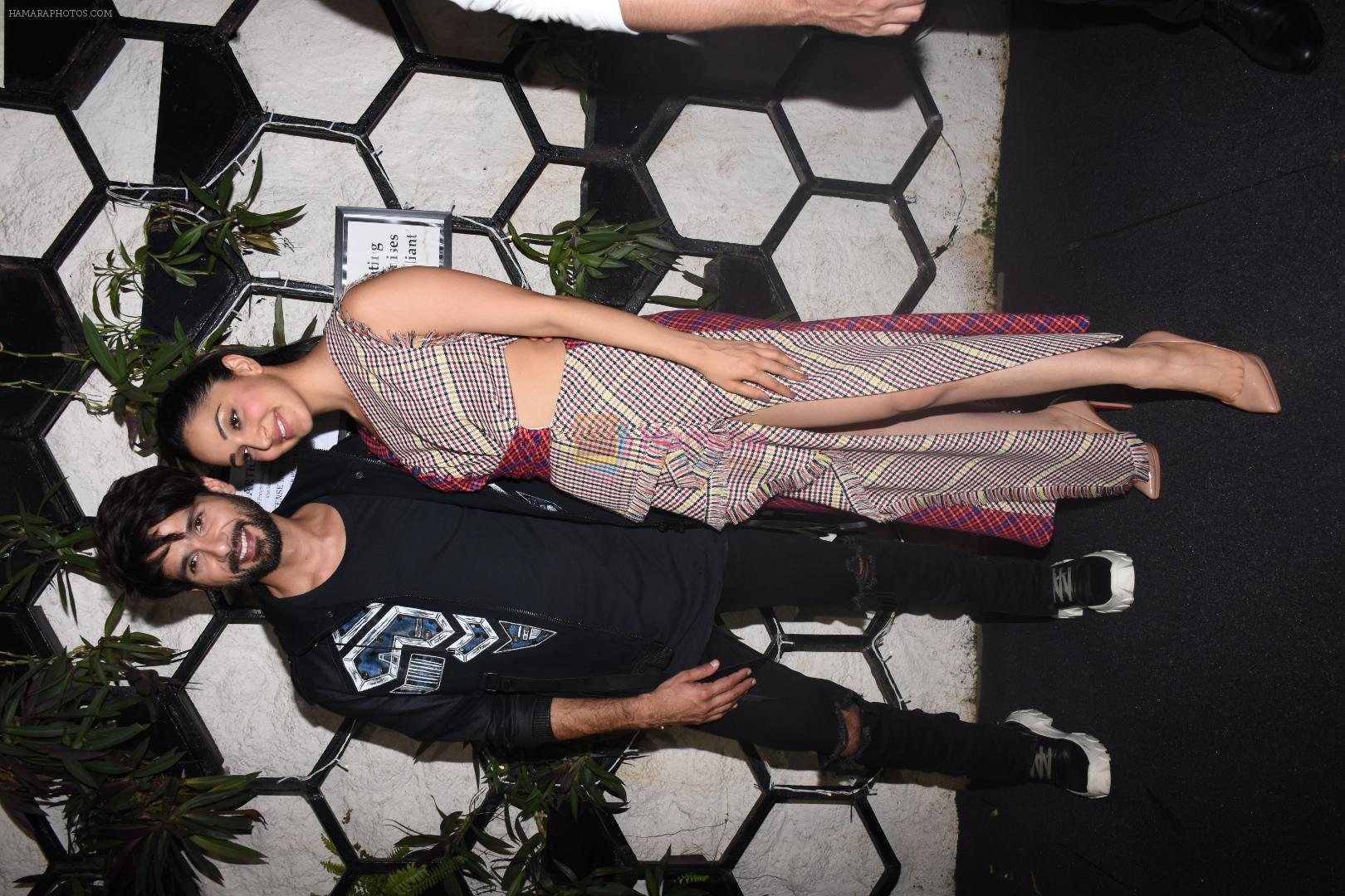 Kiara Advani, Shahid Kapoor at the Success party of Kabir Singh in Arth, khar on 4th July 2019