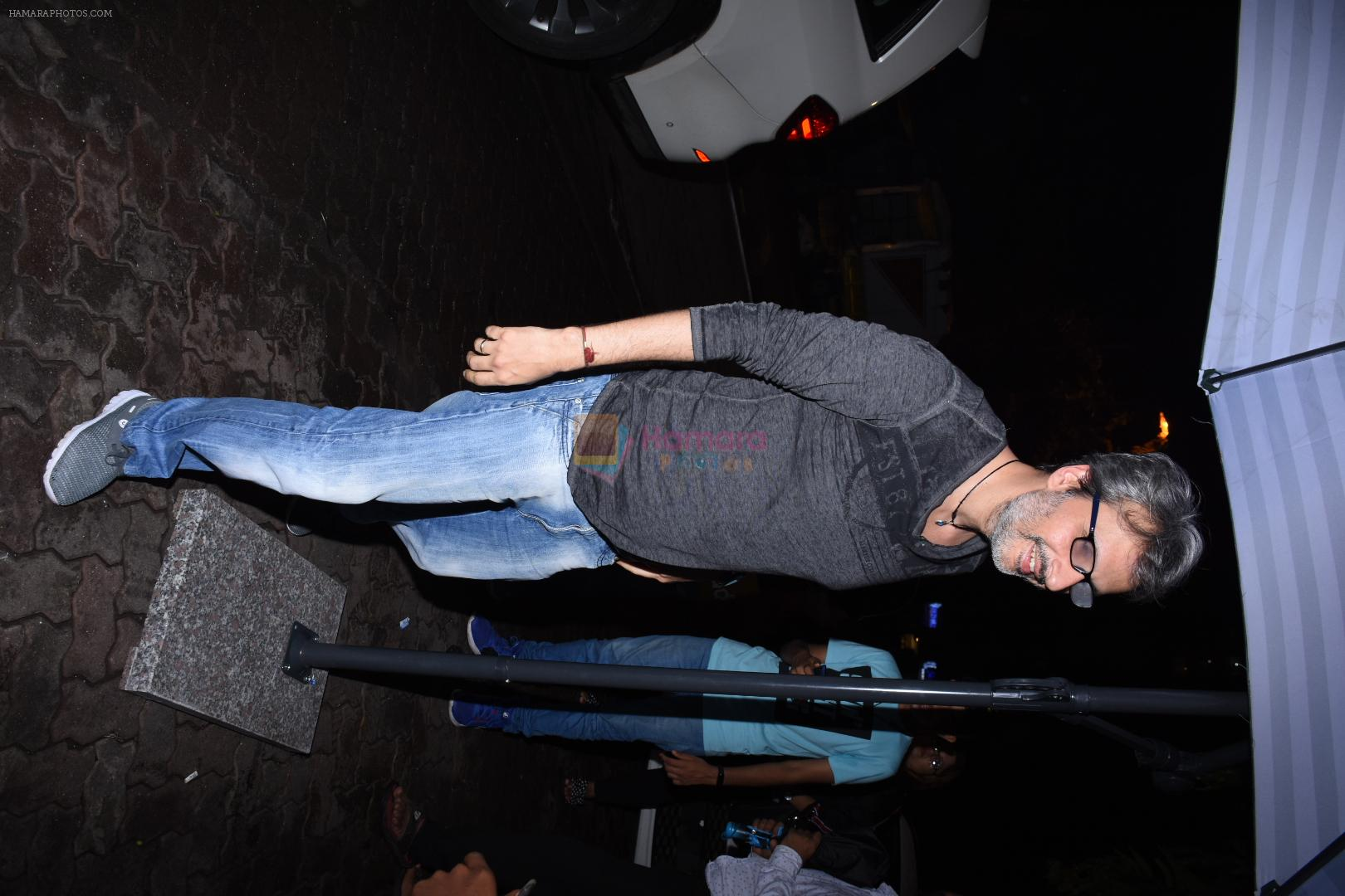Anil Thadani at the Success party of Kabir Singh in Arth, khar on 4th July 2019