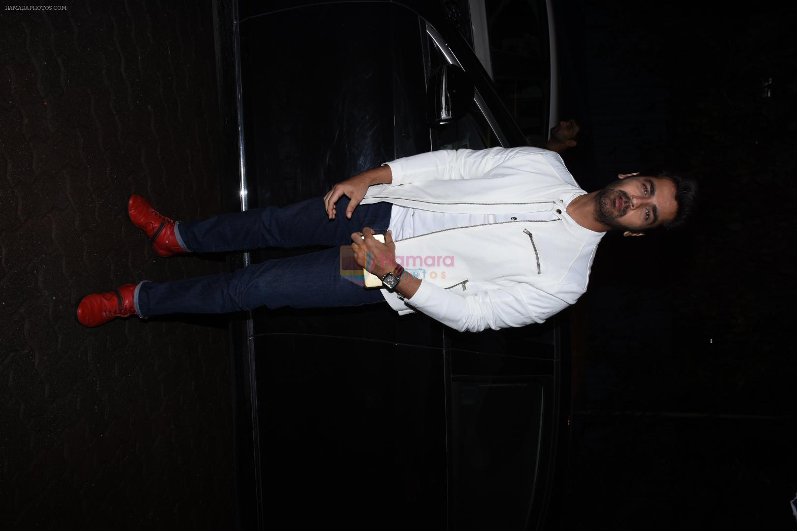 Arjan Bajwa at the Success party of Kabir Singh in Arth, khar on 4th July 2019