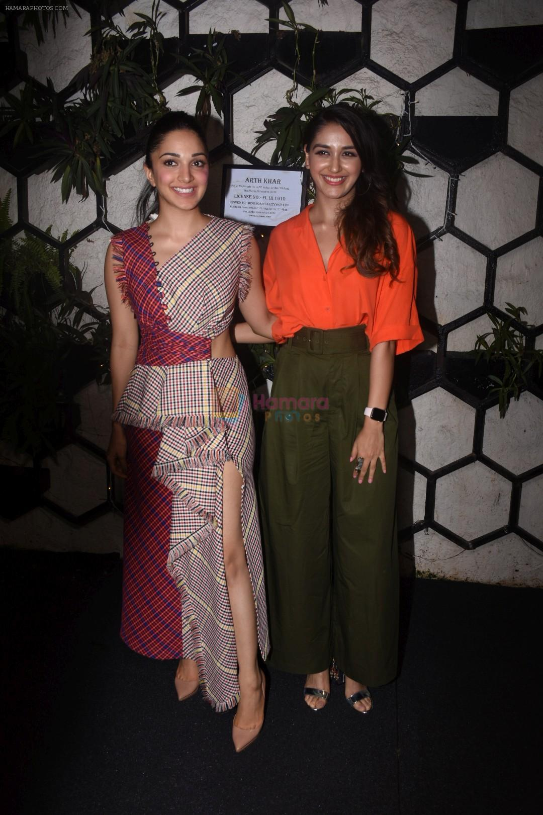Kiara Advani, Nikita Dutta at the Success party of Kabir Singh in Arth, khar on 4th July 2019-1
