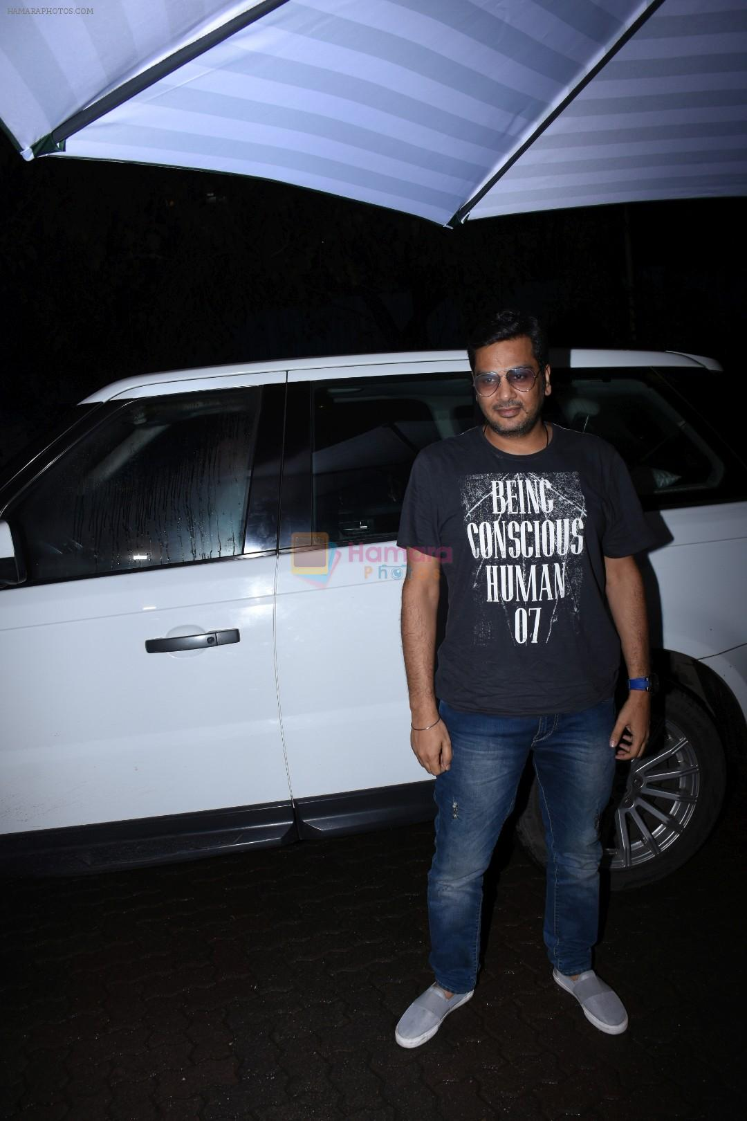 Mukesh Chhabra at the Success party of Kabir Singh in Arth, khar on 4th July 2019-1