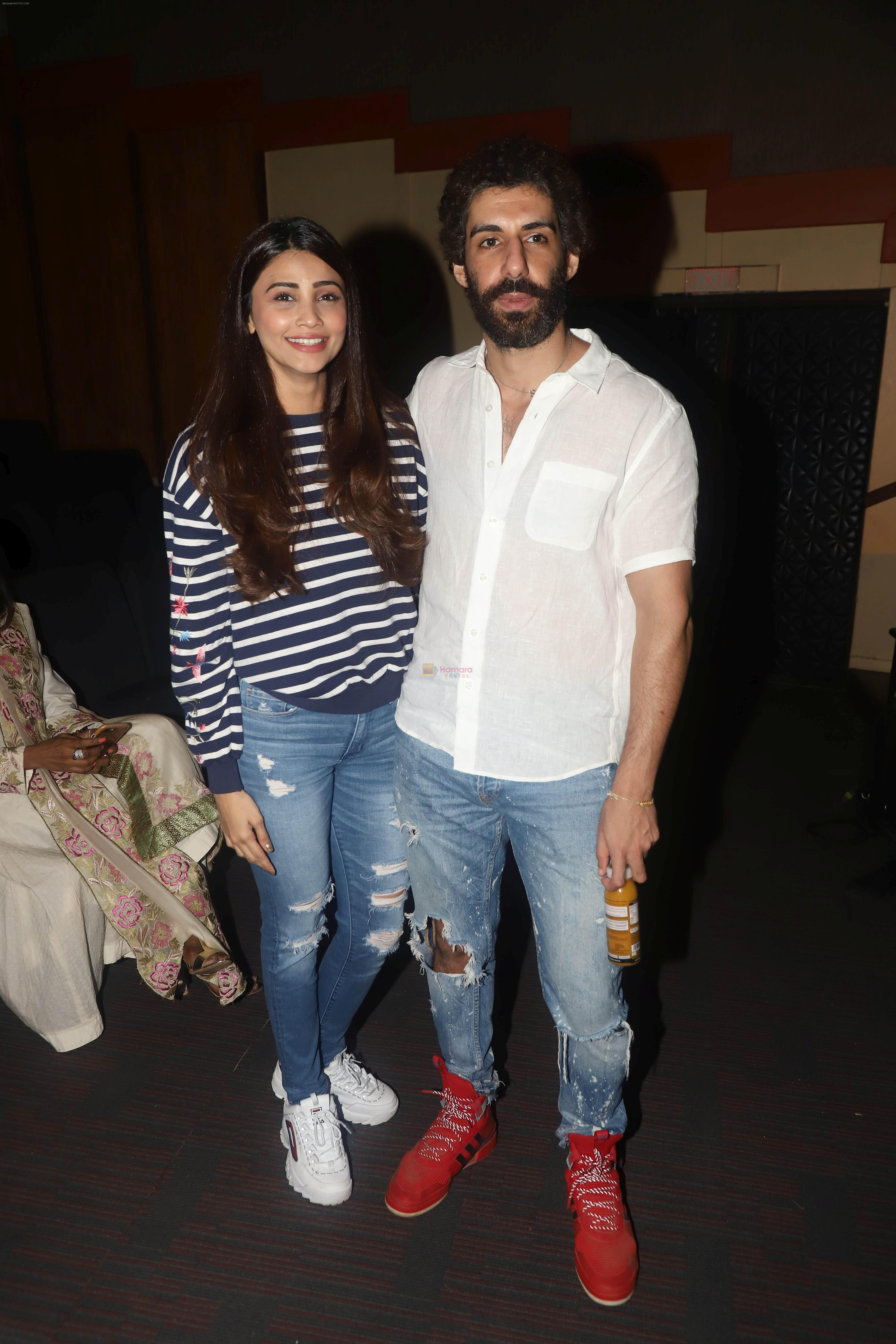 Daisy Shah and Jim Sarbh At DANCE WITH JOY 2019- Initiative of Arts in Motion Annual show on 5th July 2019