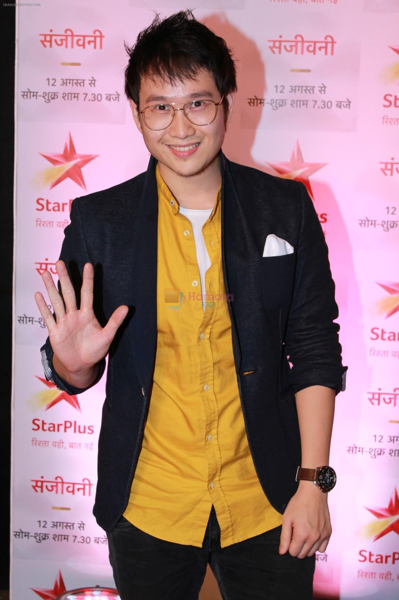 at the Red Carpet of Star Plus serial Sanjivani 2 on 31st July 2019