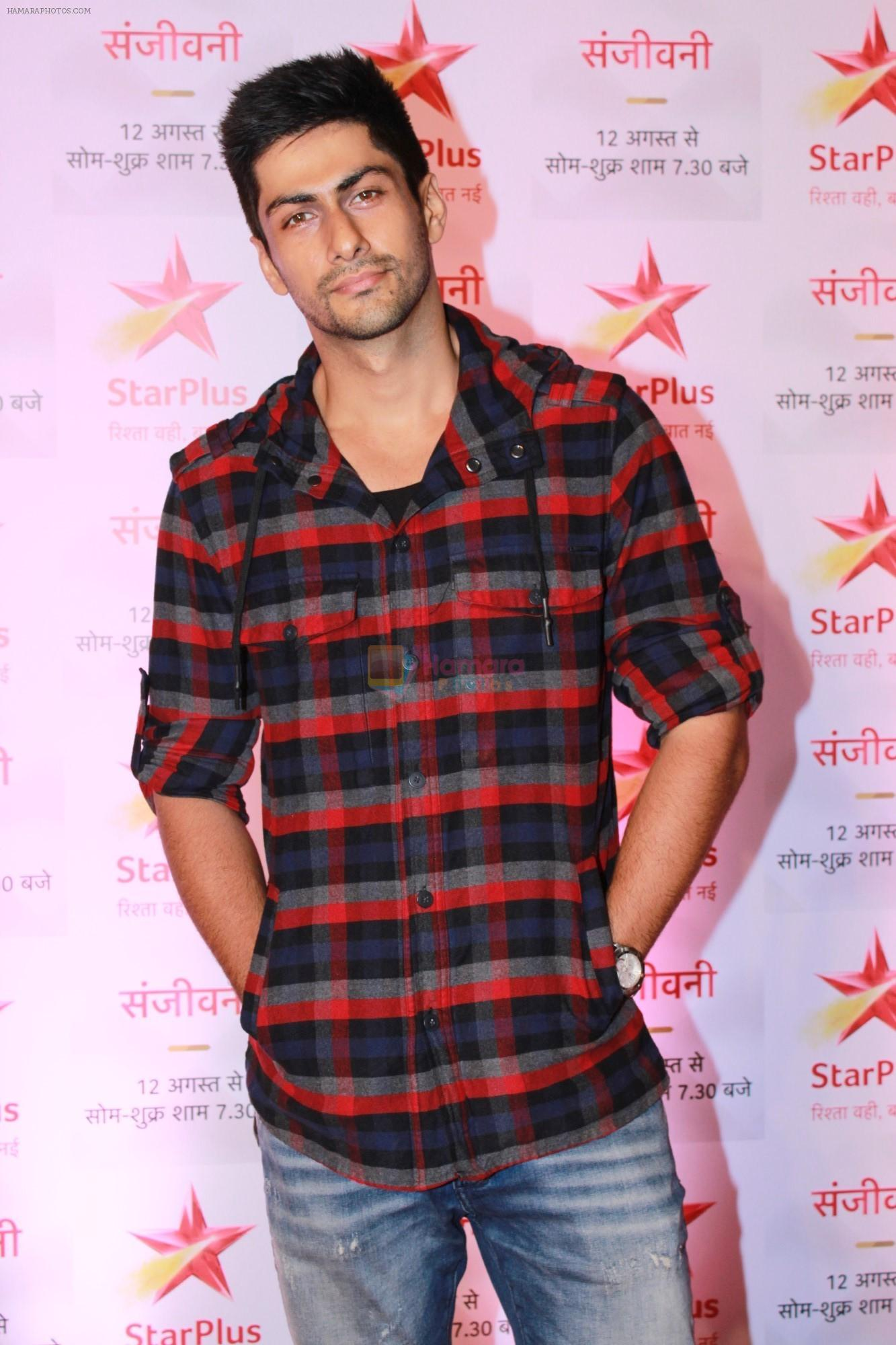 Namit Khanna at the Red Carpet of Star Plus serial Sanjivani 2 on 31st July 2019