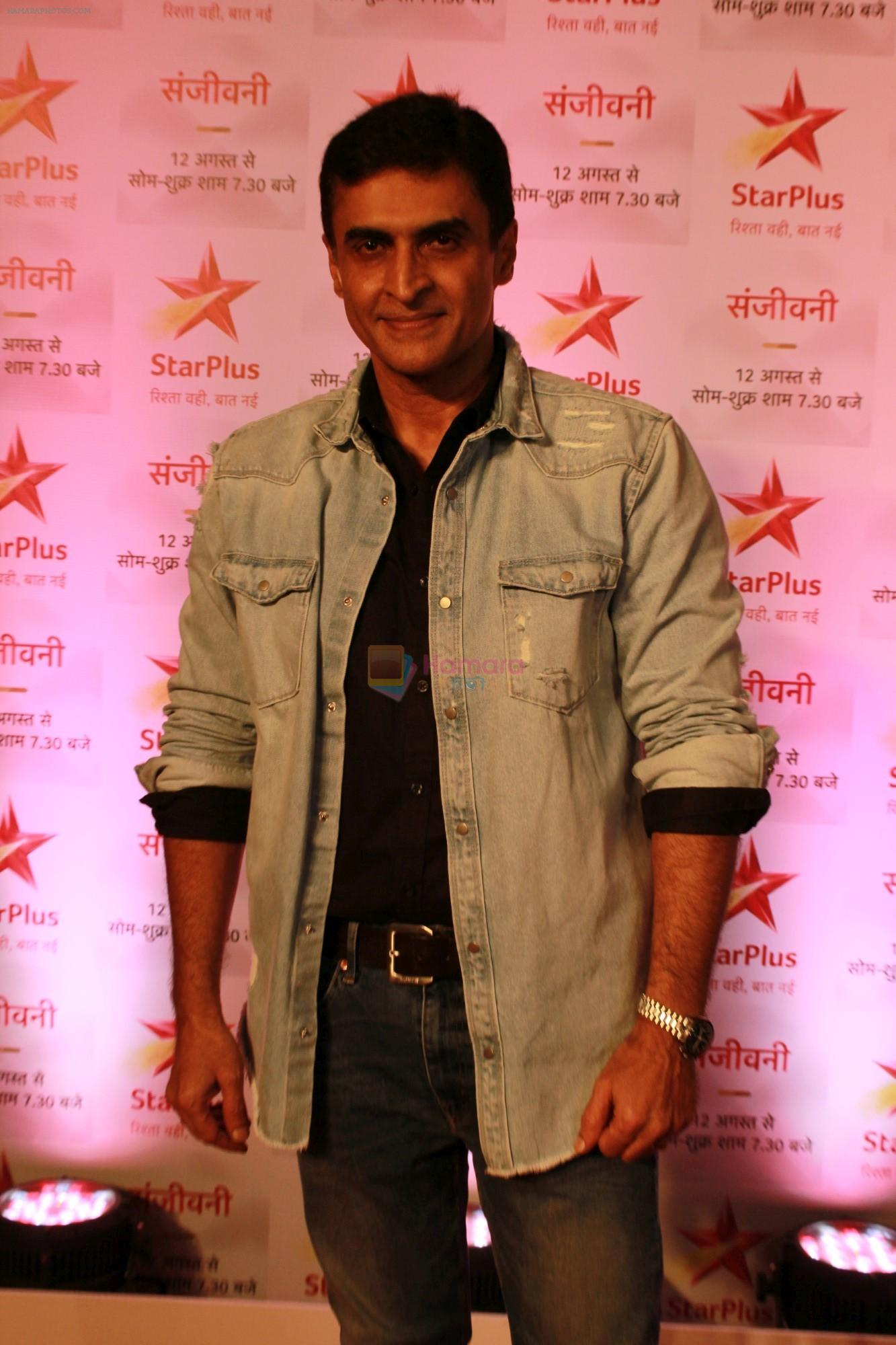 Mohnish Bahl at the Red Carpet of Star Plus serial Sanjivani 2 on 31st July 2019