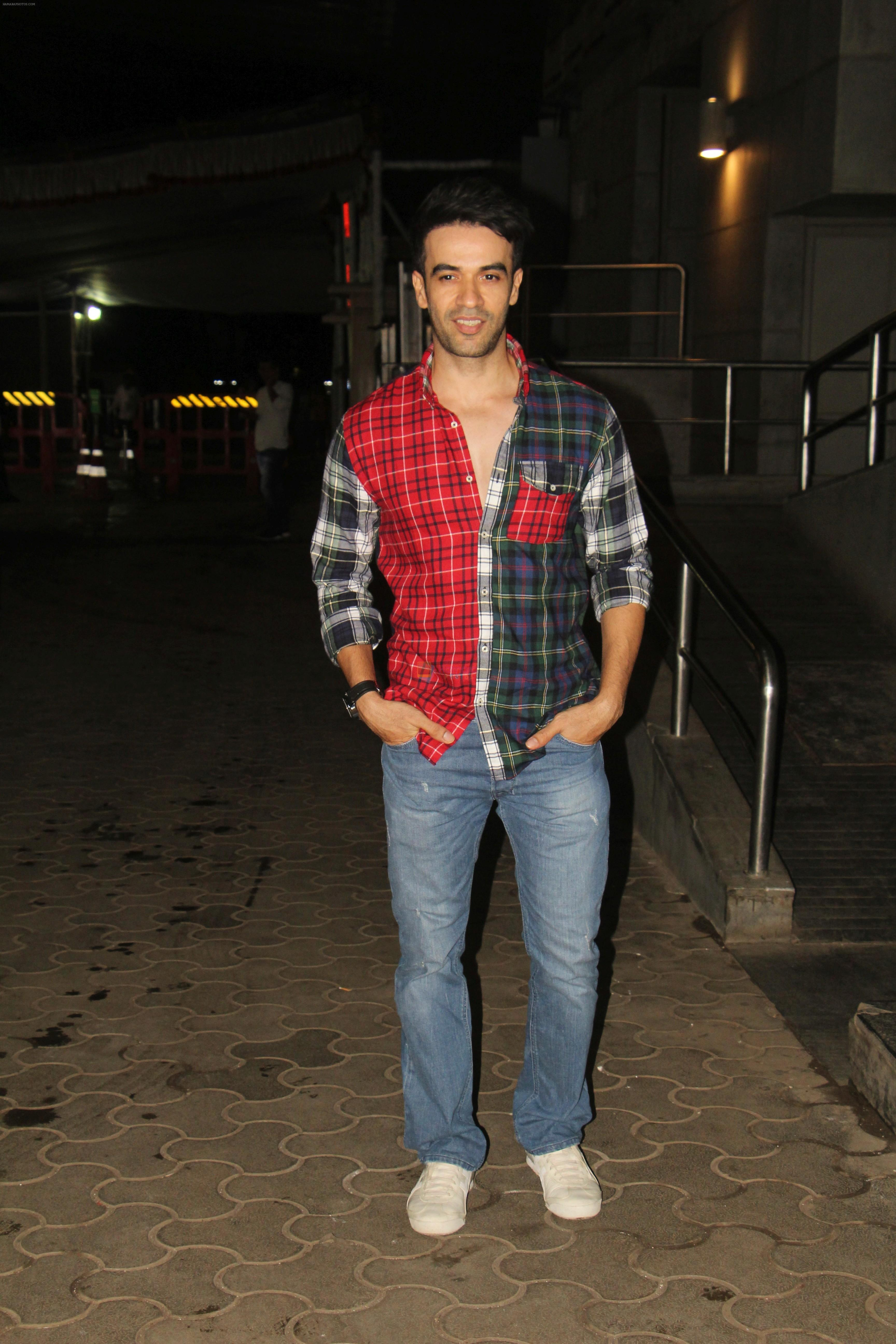 Punit Malhotra at the Screening of film Khandaani Shafakhana at pvr icon in andheri on 1st Aug 2019