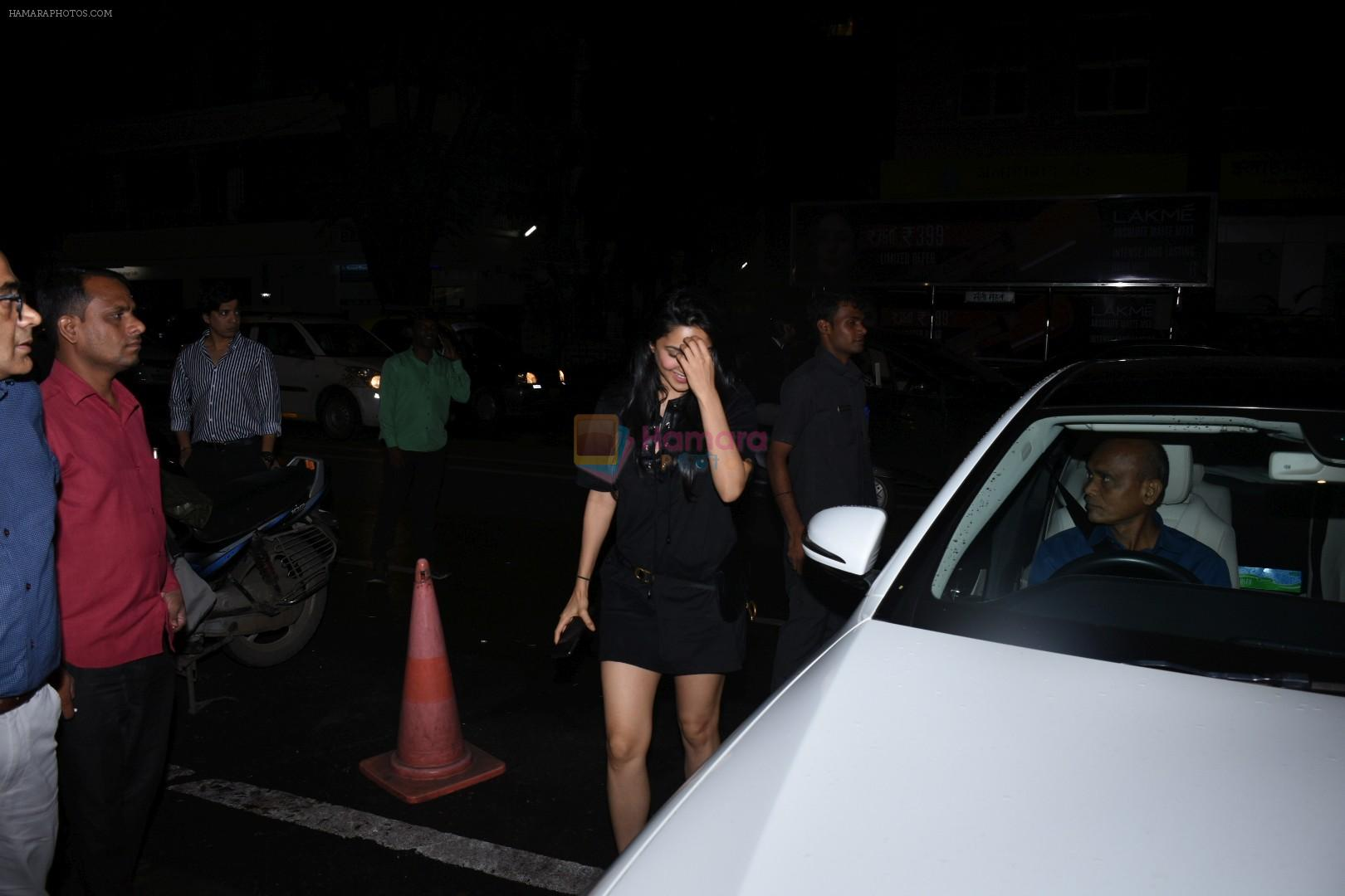 Kiara advani spotted at Hakkasan bandra on 1st Aug 2019